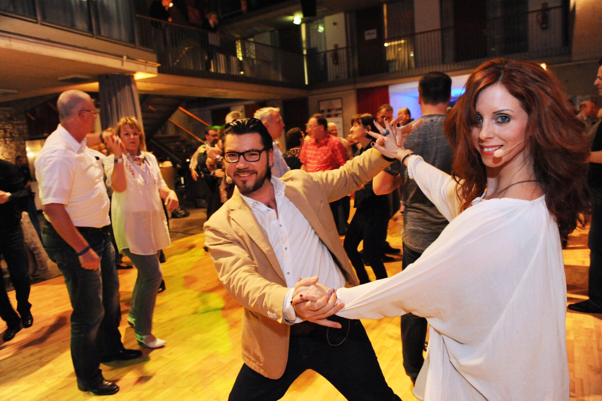Tanzwelt in der Ruhrstadt: Körpergefühl und ganz viel Rhythmus