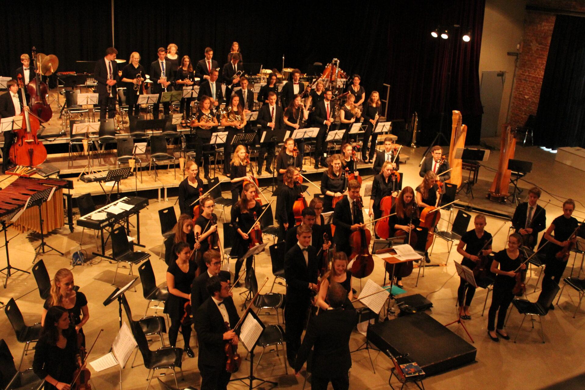 Märkisches Jugendsinfonieorchester zu Gast beim Familienkonzert