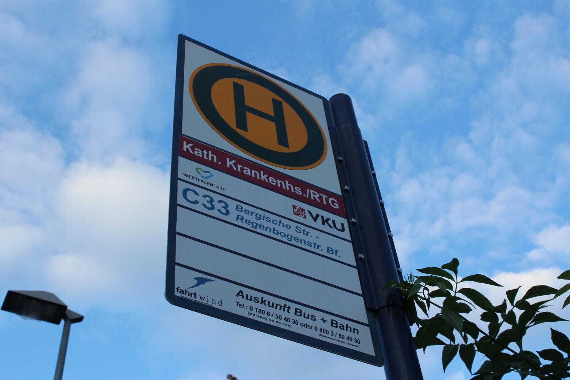 Busverkehr im Kreis Unna bis mindestens Dienstagmittag eingestellt