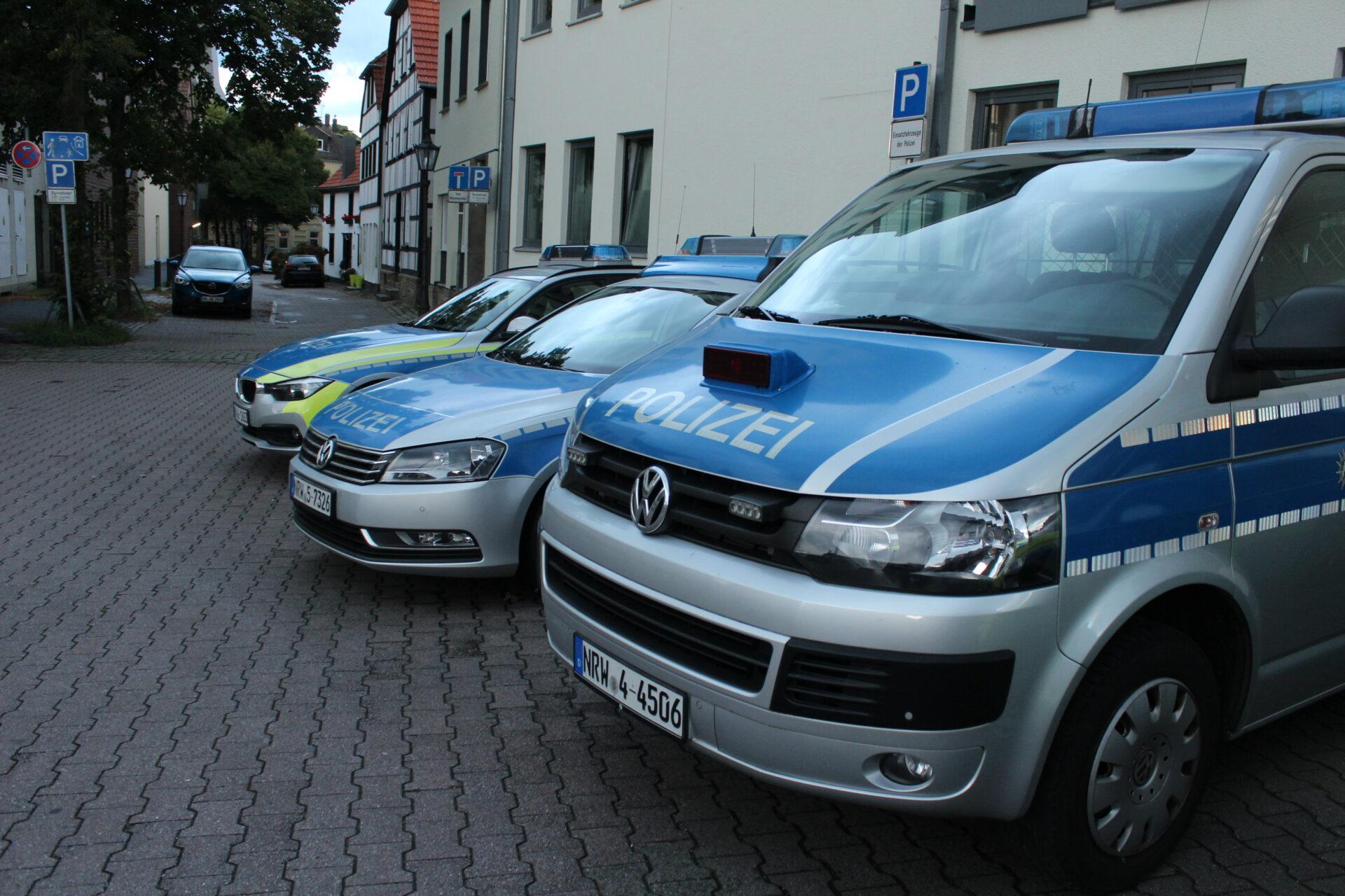 Nach Unfall mit Fahrrad: Polizei sucht Hundehalterin