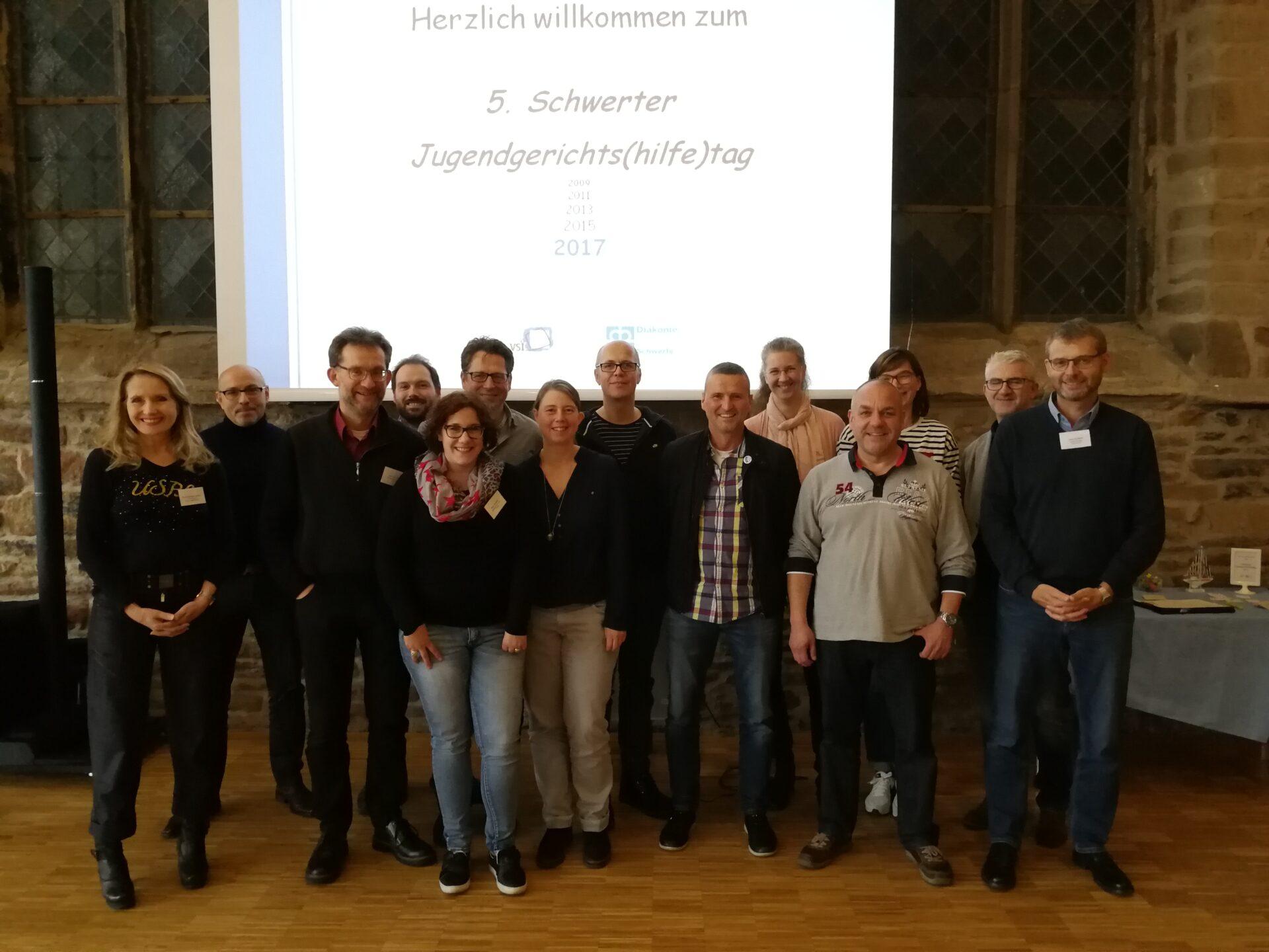 """""""5. Jugendgerichts(hilfe)tag"""" von VSI und Diakonie im Gemeindezentrum St. Viktor"""