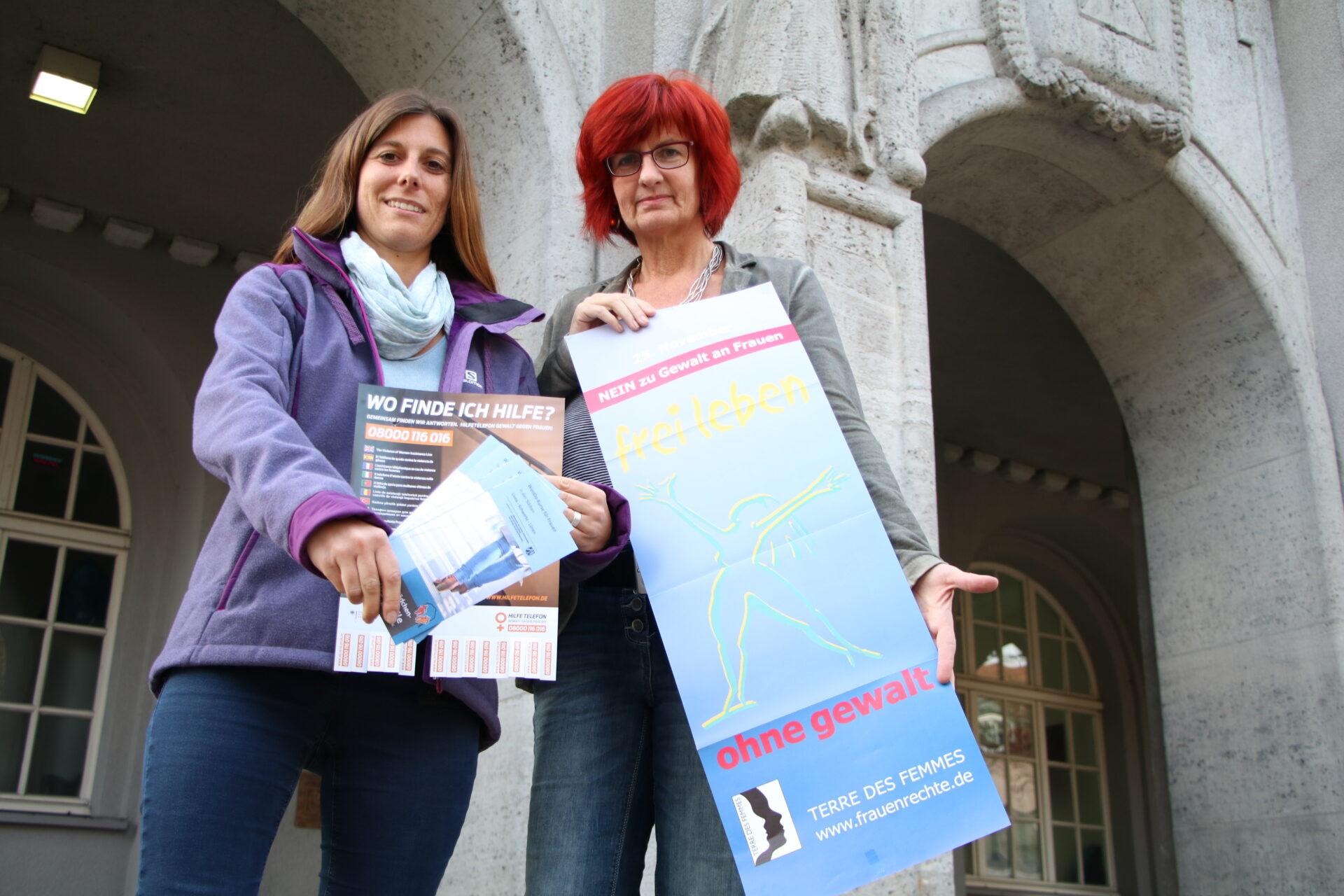 WenDo-Kurs für Frauen in der Rohrmeisterei