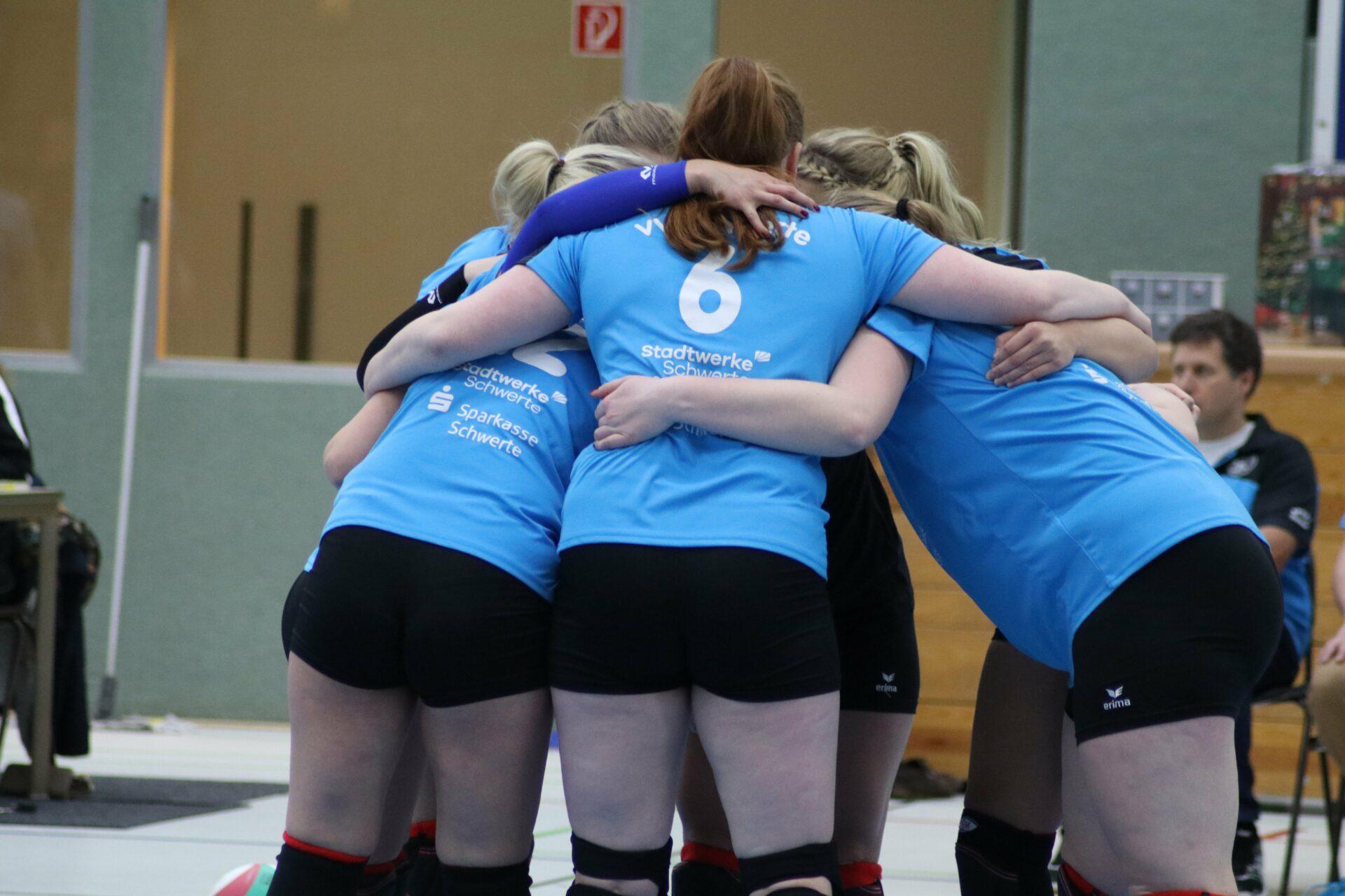 VVS-Damen dürfen sich freuen: 3:1 Sieg gegen Werne