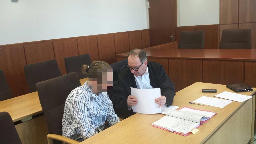 Schwerter Dealer vor dem Landgericht Hagen