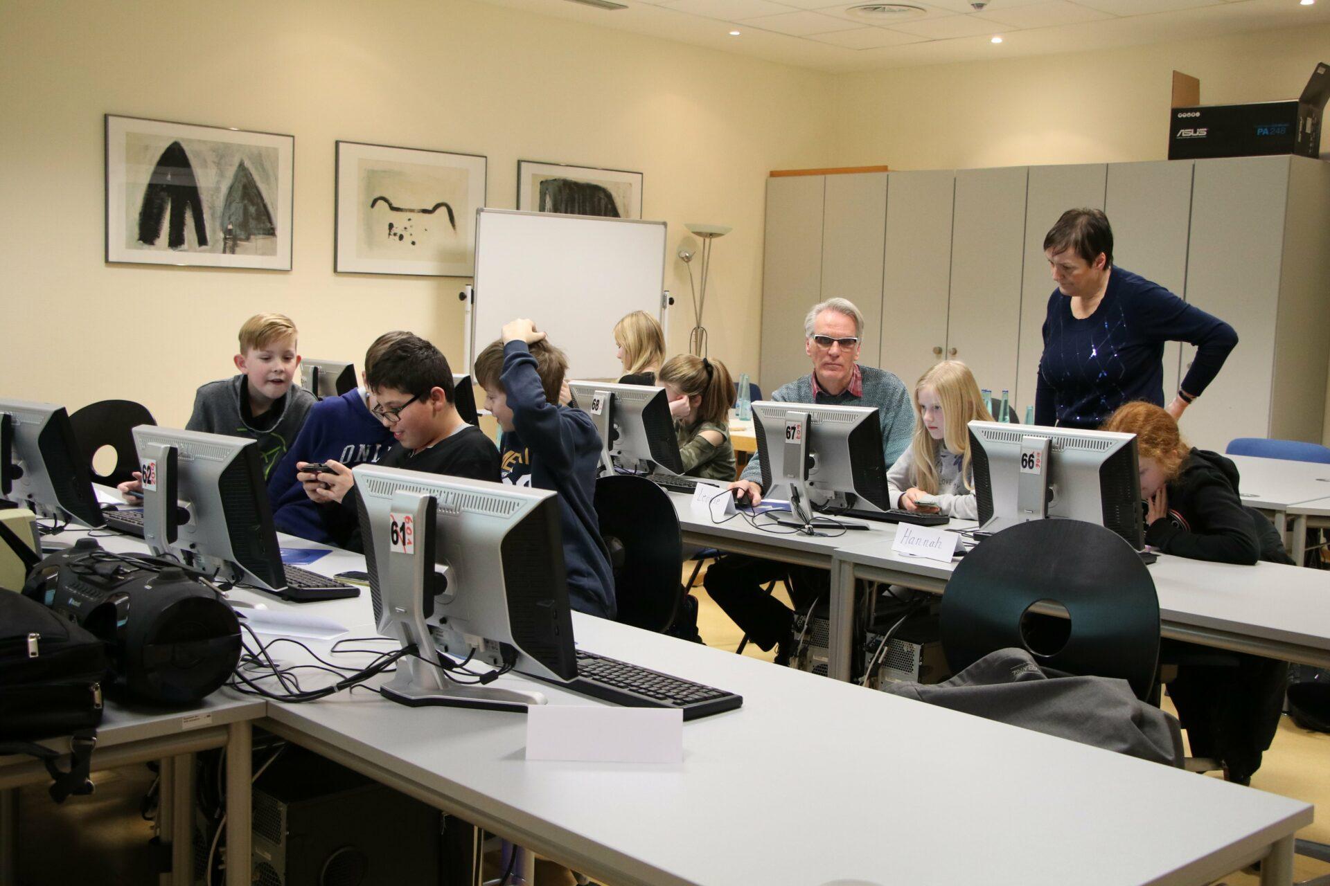 Hacker School zum zweiten Mal in Schwerte