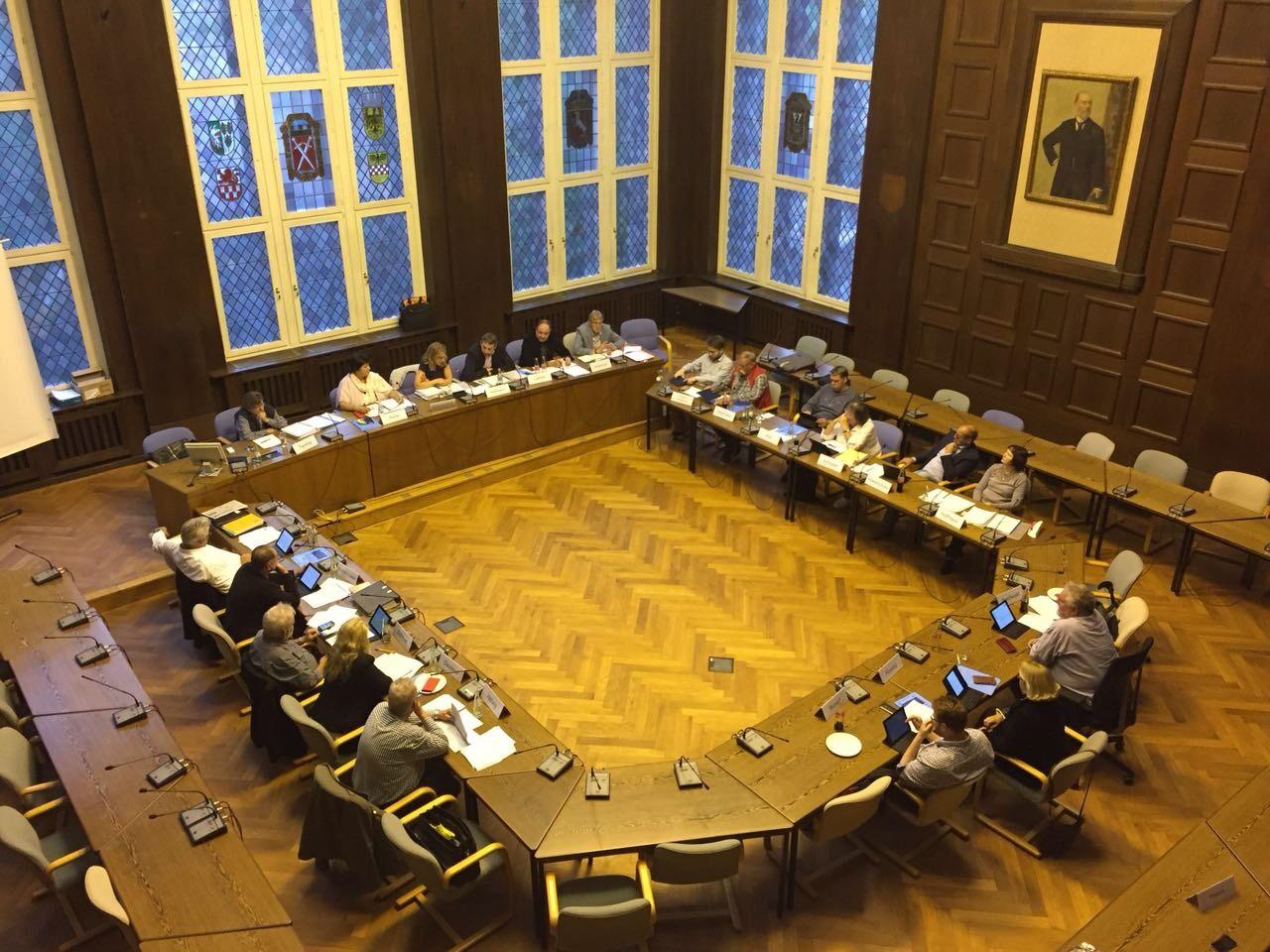 Erste Ratssitzung 2019: ÖPNV, Stadtmarketing, IGA und Bebauungsplan