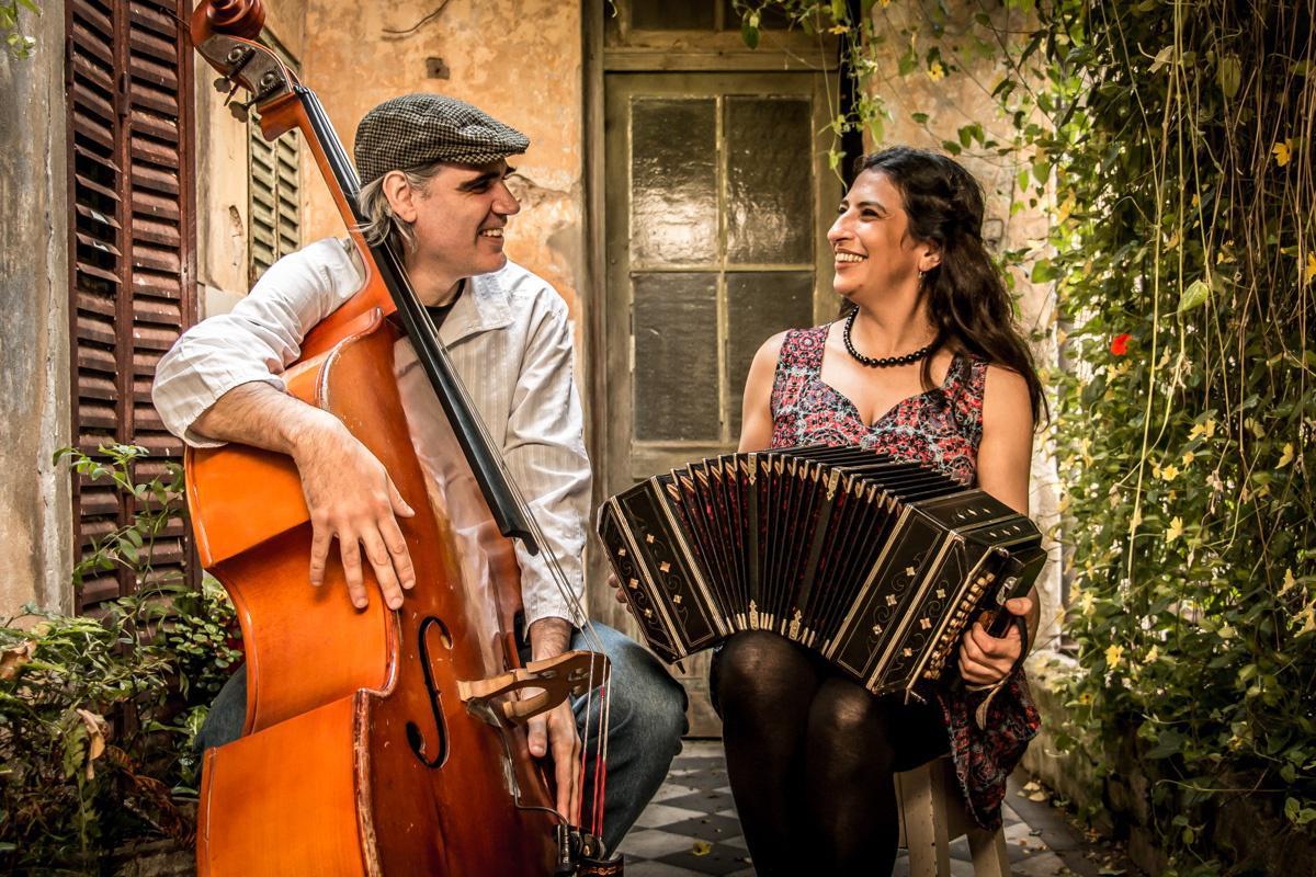 """Milonga – live: Mit dem Duo """"Flor de Lío"""" aus Buenos Aires"""