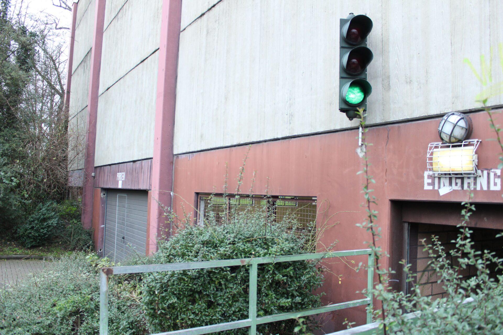 Tiefgarage unter Sporthalle: Nutzung nur für die Verwaltung