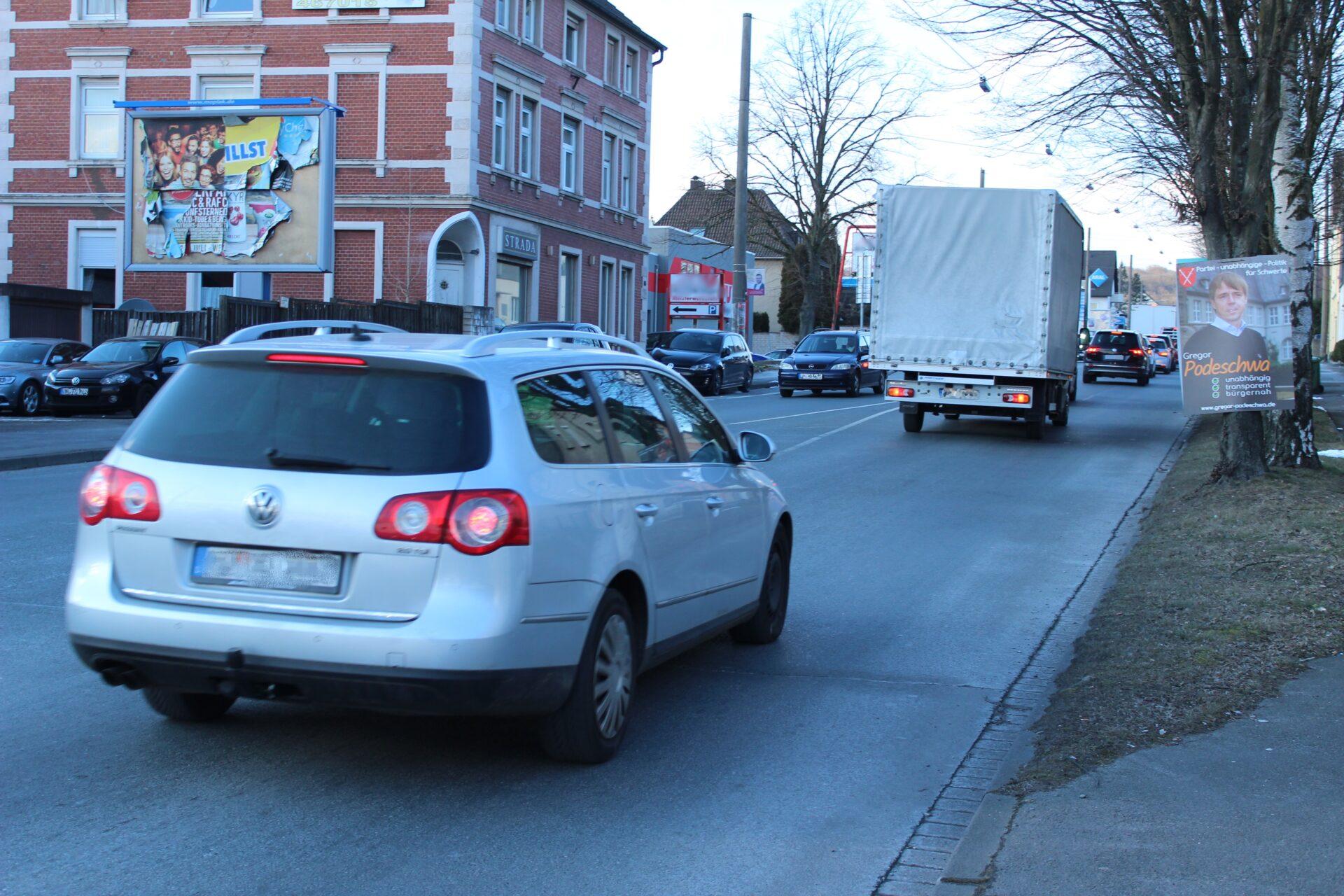 B236: Informationsveranstaltung zum Ausbau der Ortsdurchfahrt
