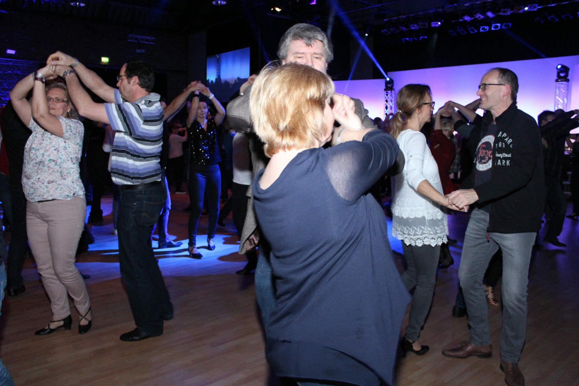 Zweiter erfolgreicher Tanztag