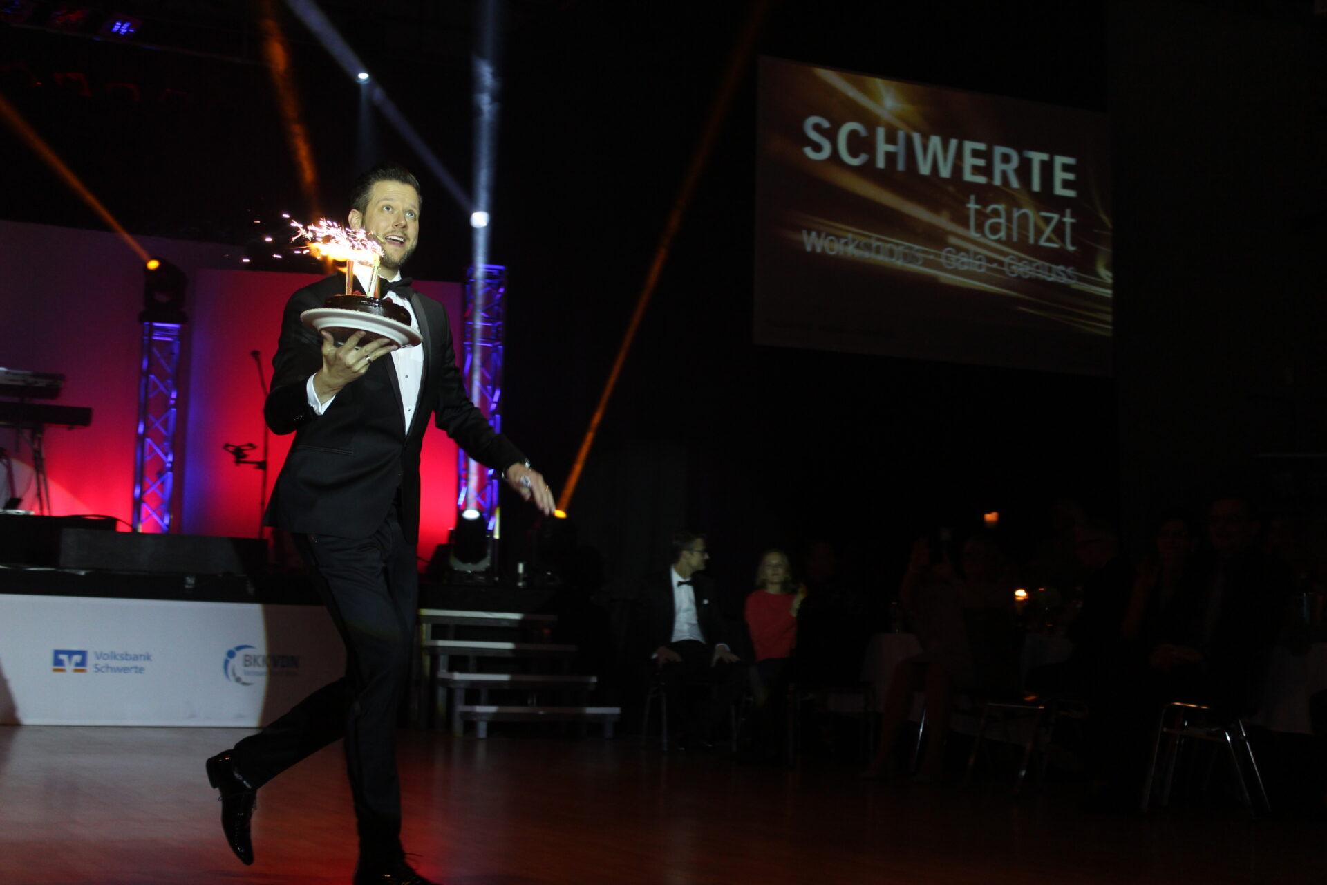Schwerte tanzt: Björn Thiele zieht Bilanz