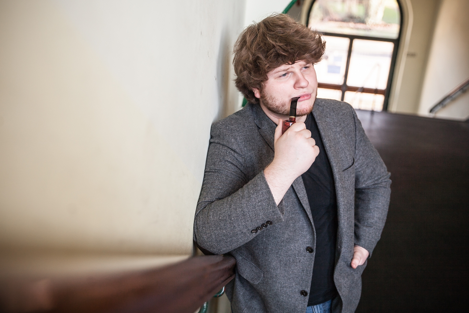Kleinkunstwochen: Jan Philipp Zymny kommt mit Gast