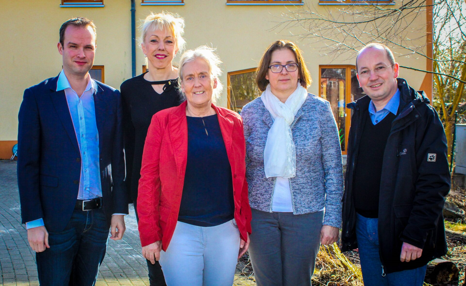 Waldorf-Kindergarten: Besuch aus dem Landtag