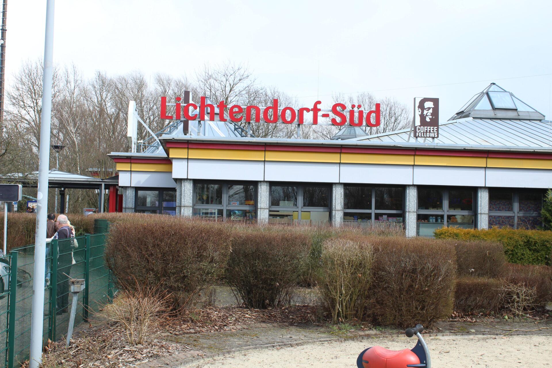 Erweiterung der Rastanlage: Stadt begleitet Pläne für Lichtendorf-Süd kritisch