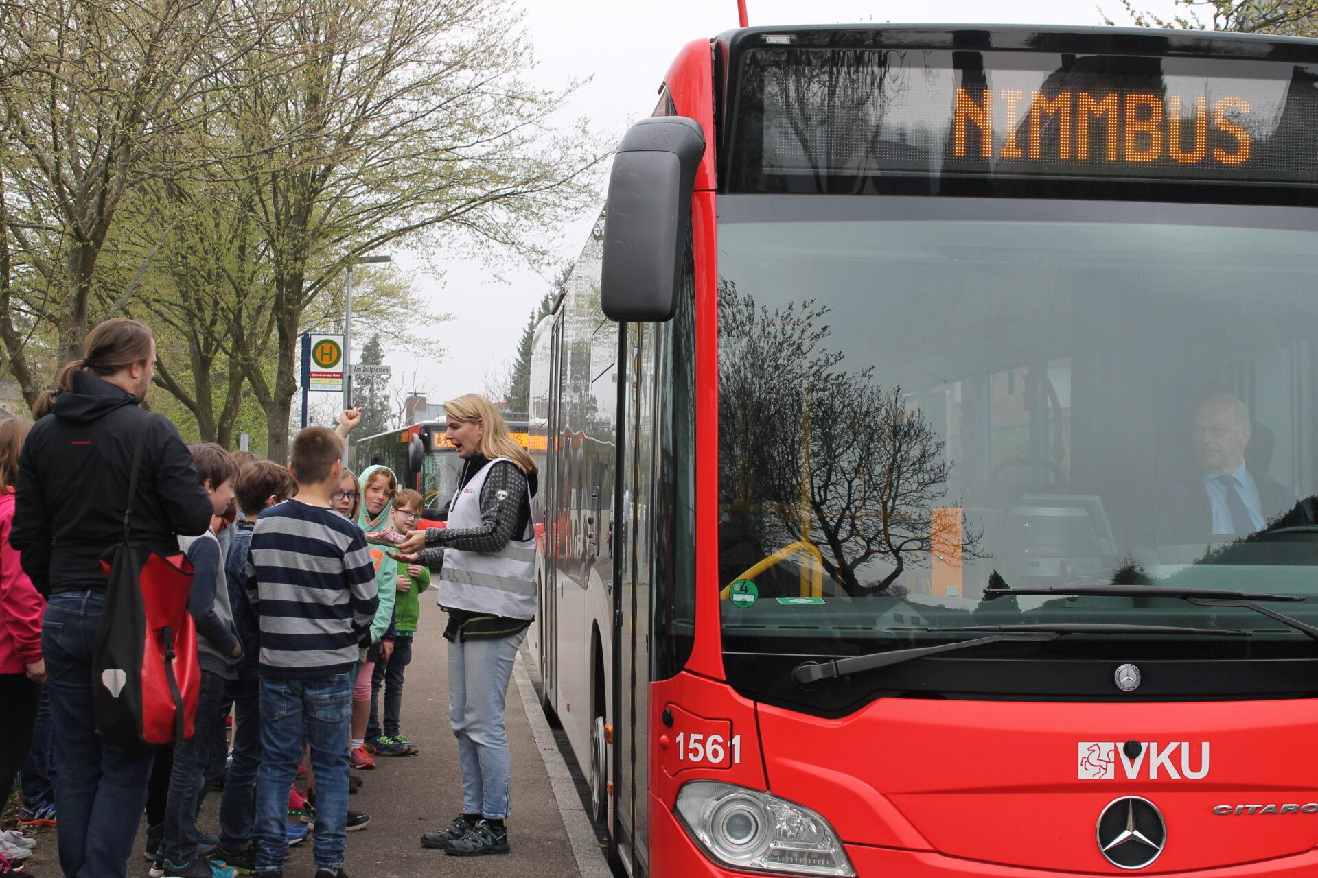 VKU-Busverkehr zur Jahreswende