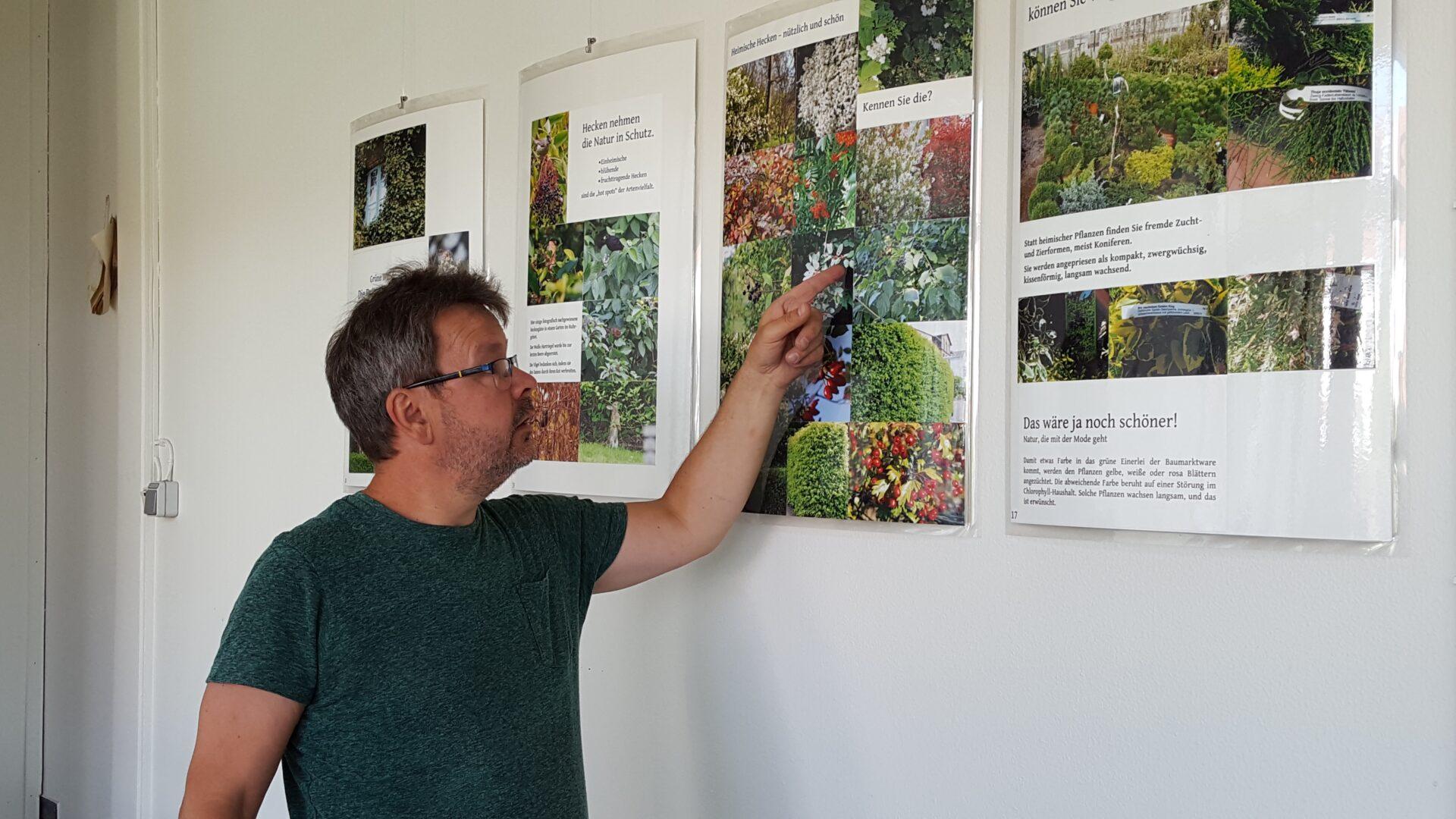 Fotoausstellung im Johanneshaus: GartenVielfalt – ArtenVielfalt