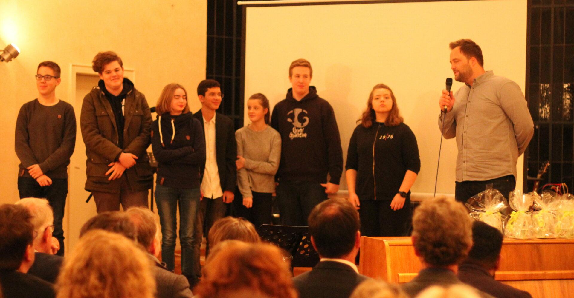 Ehre wem Ehre gebührt: Ruhrtal-Gymnasium bedankt sich bei Engagierten