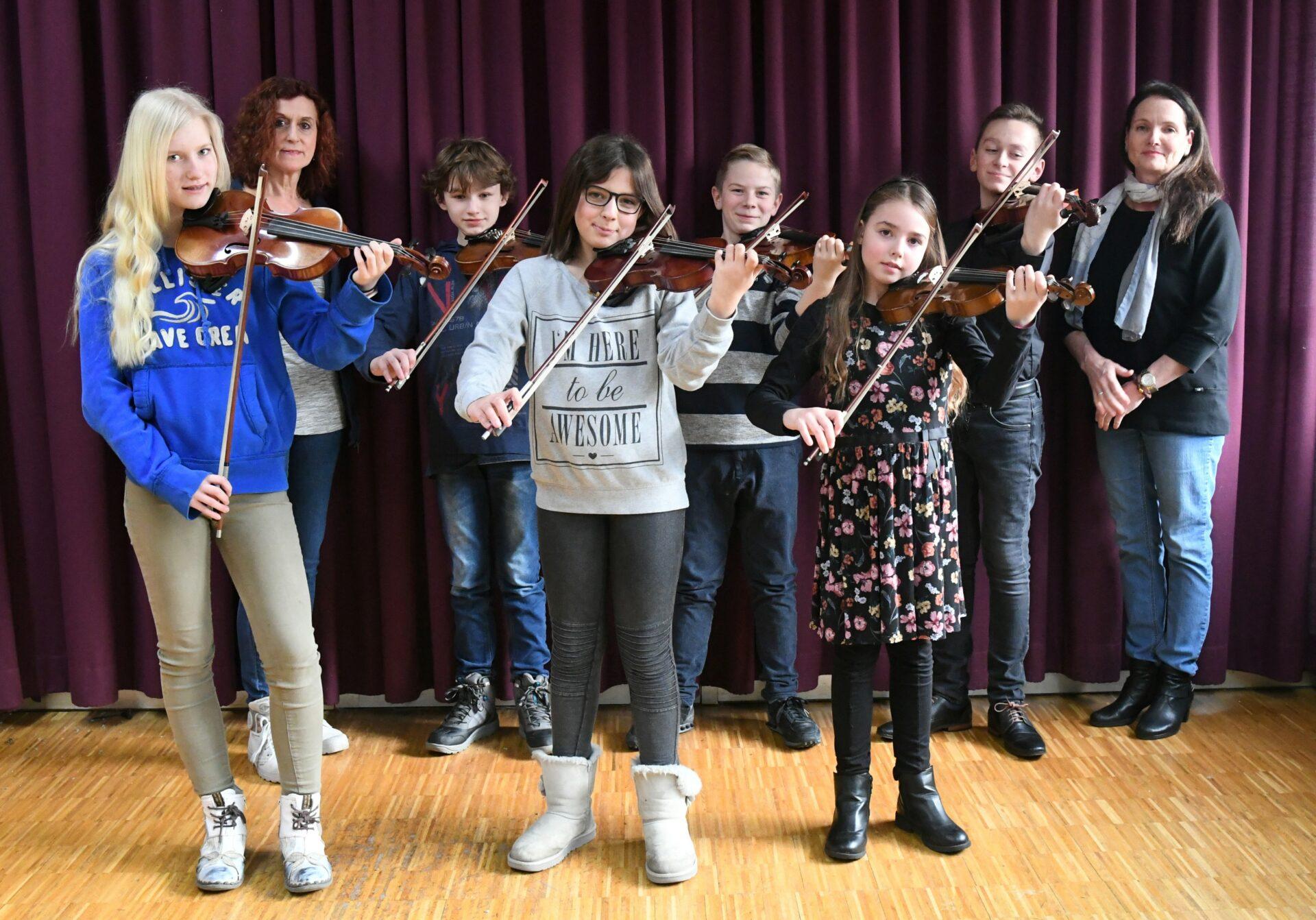 """5 erste Preise bei """"Jugend musiziert"""""""