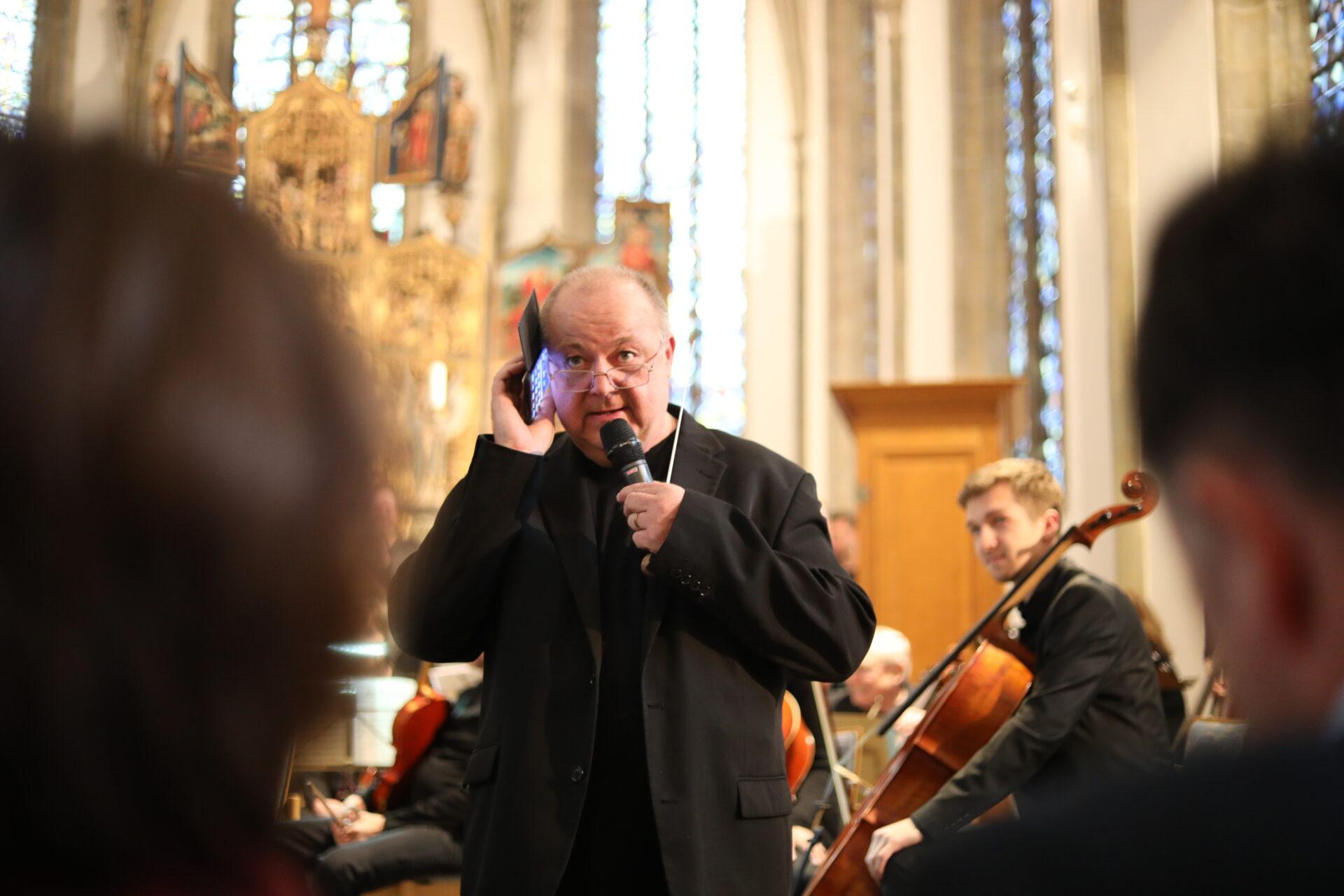 RTG präsentiert Mozart-Requiem in der St-Viktor-Kirche