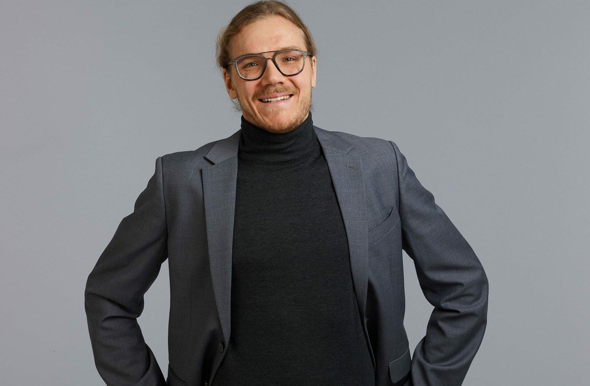 "Vincent Felix Bartscher ist ""montags im Museum"""