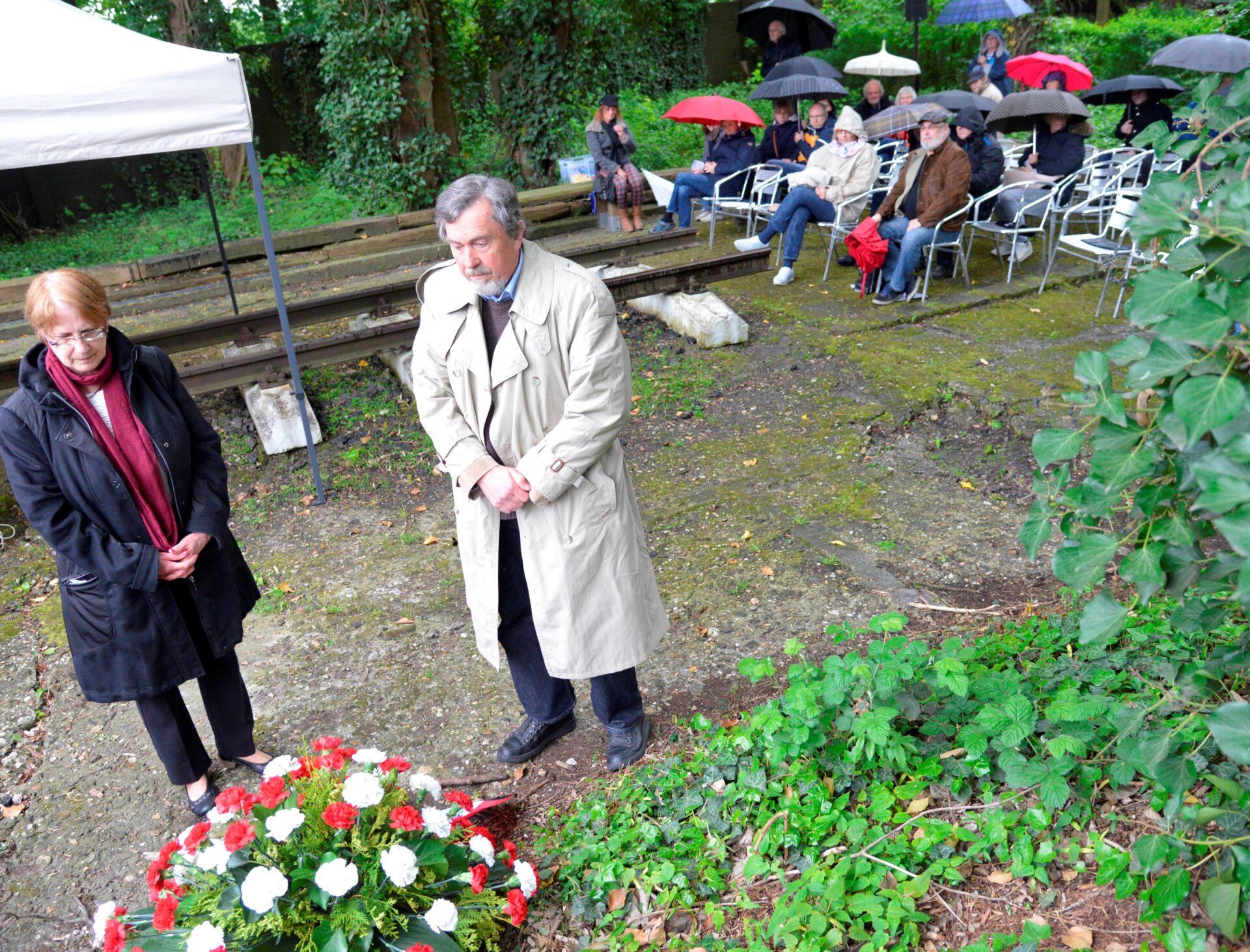 Gedenken ans Kriegsende und an die Befreiung vom Nationalsozialismus