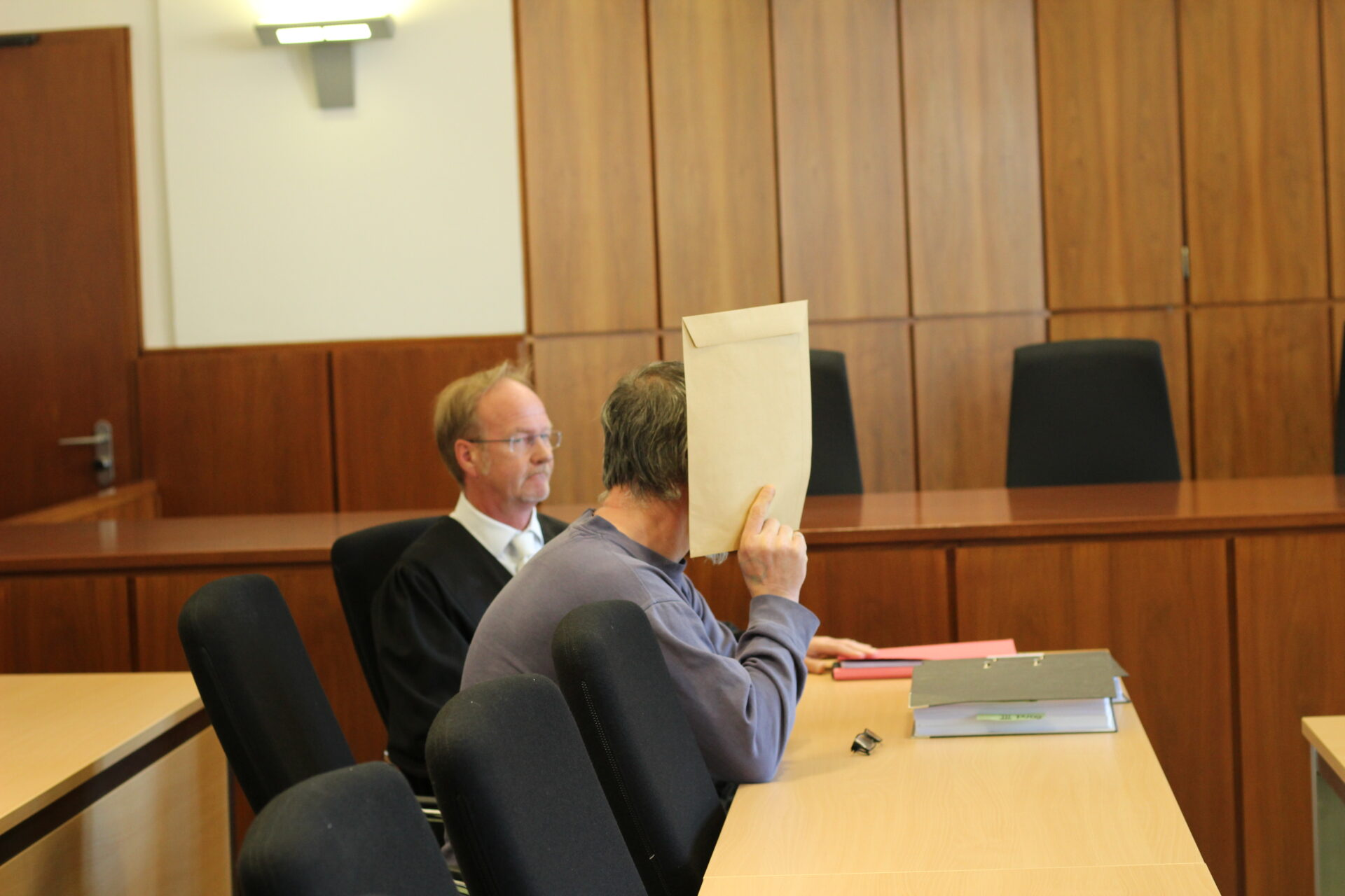 Mordprozess gegen Michael S. vor dem Landgericht hat begonnen