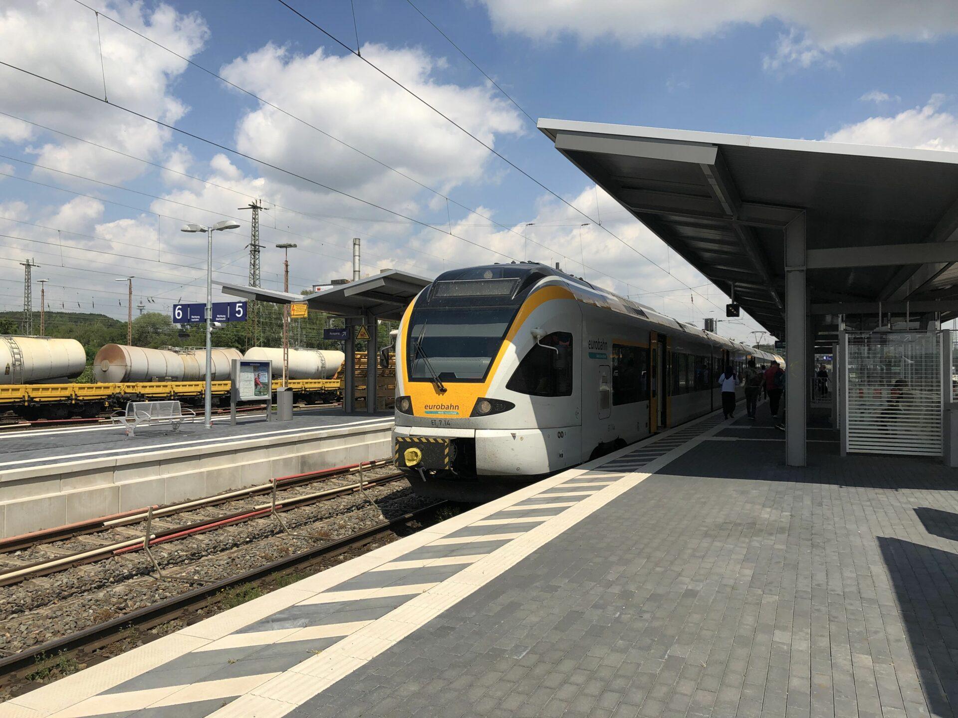 Bahnstrecke zwischen Schwerte und Holzwickede gesperrt