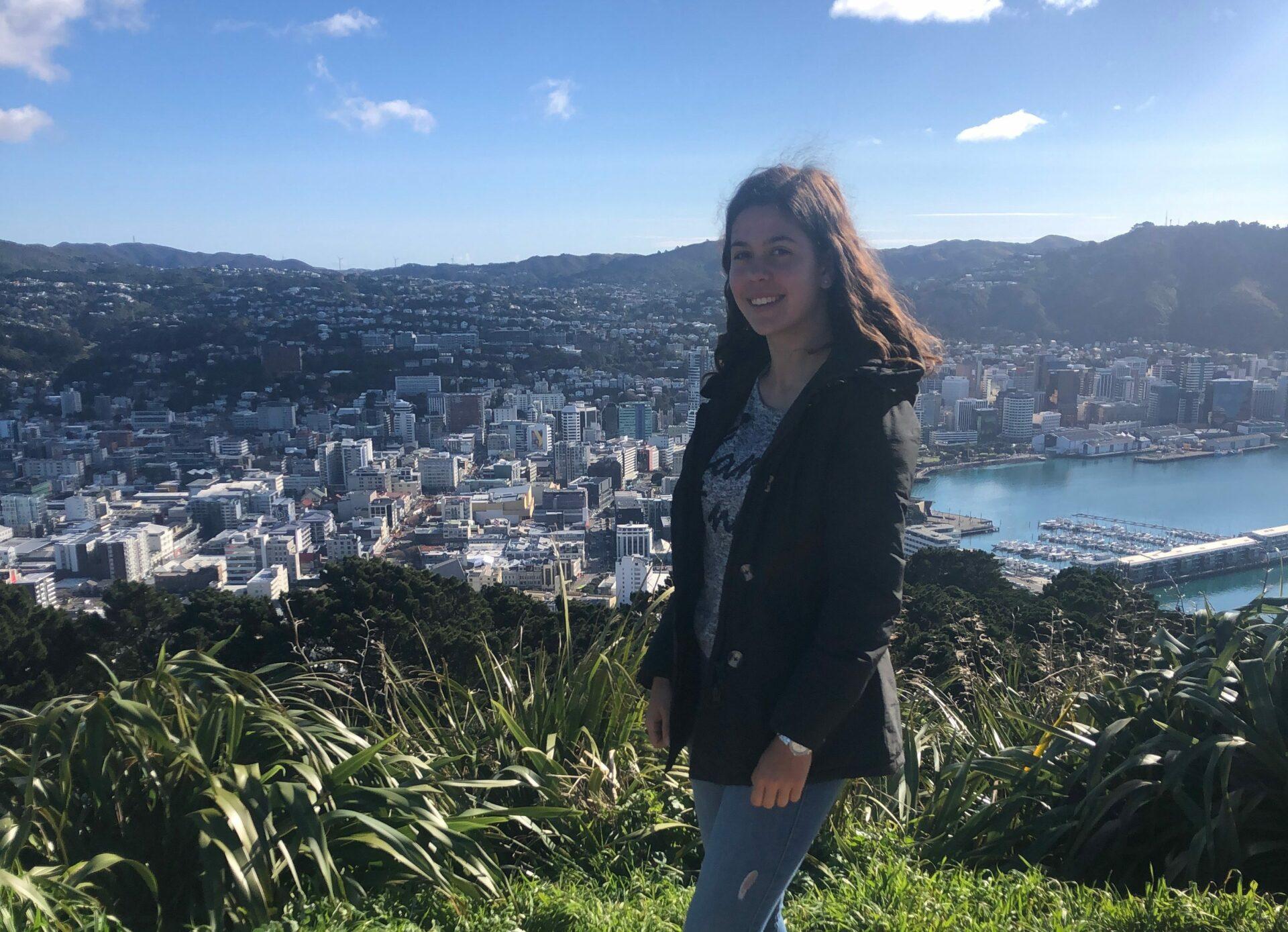 Lunas Reiseblog: So war der Flug nach Neuseeland und so ist die Schule