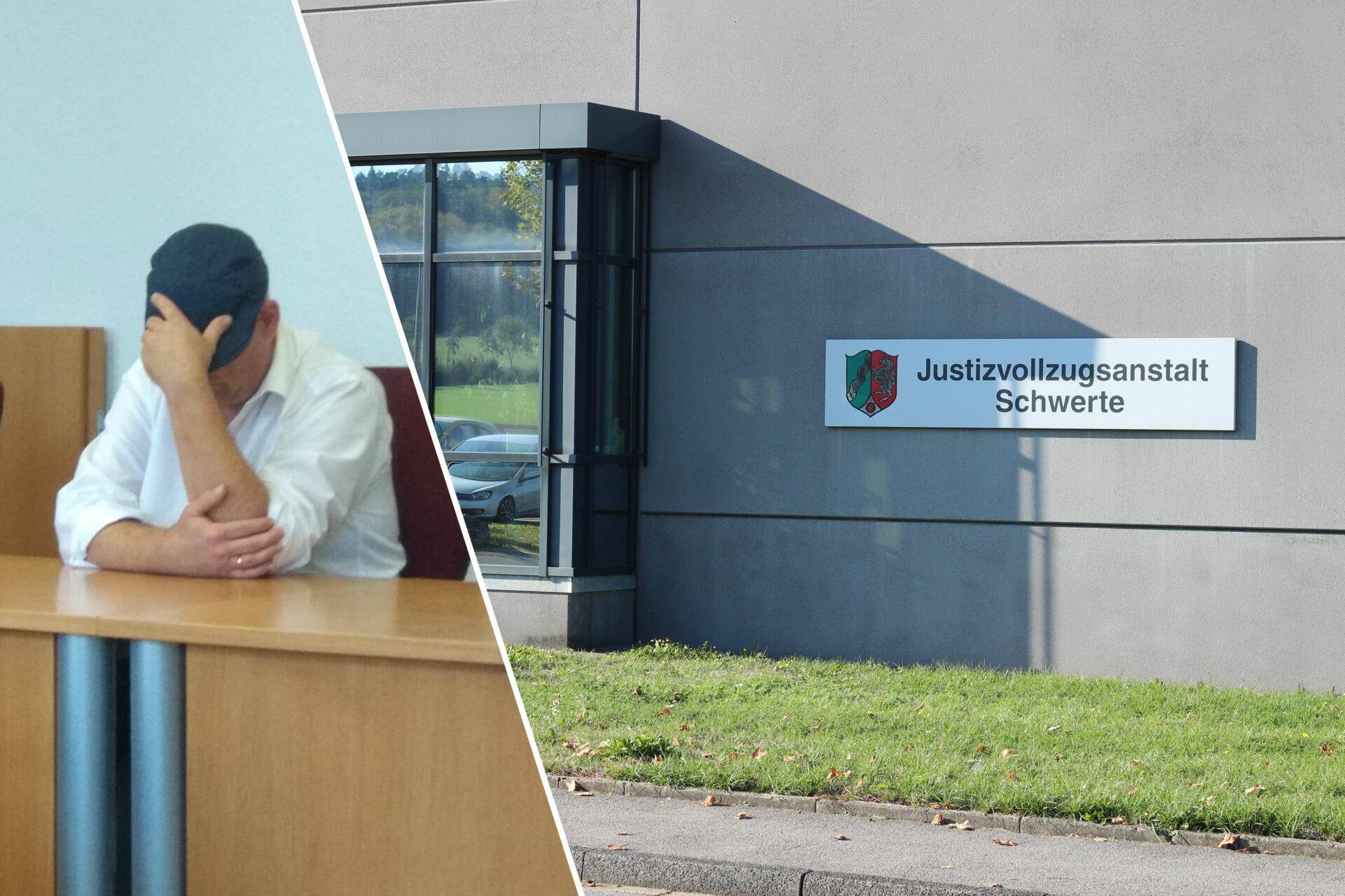 Ex-Mitarbeiter der JVA-Schwerte zeigt vor Gericht Reue: Bewährungsstrafe wegen des Besitzes von Kinderpornos