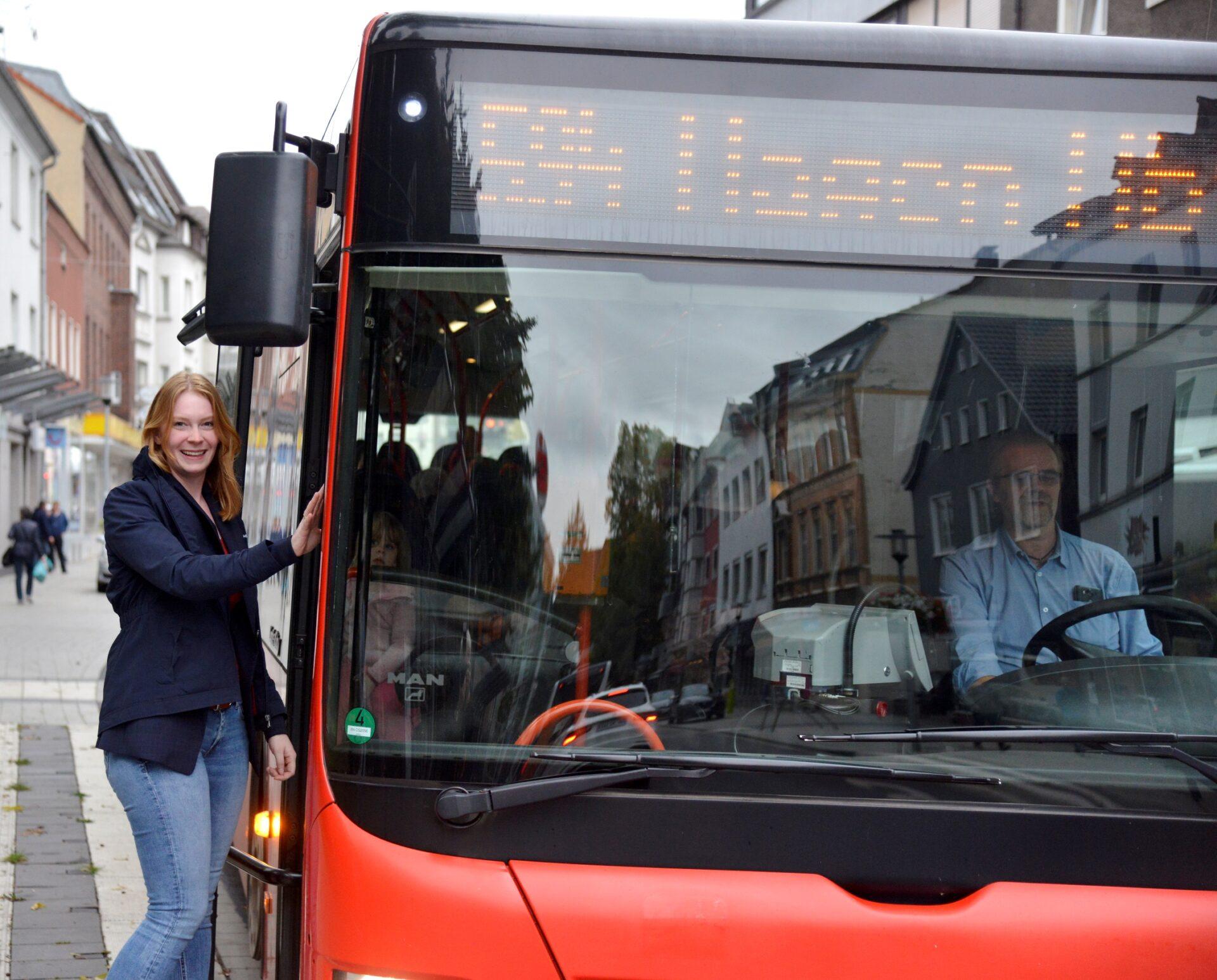 Mehr Busse von und nach Westhofen