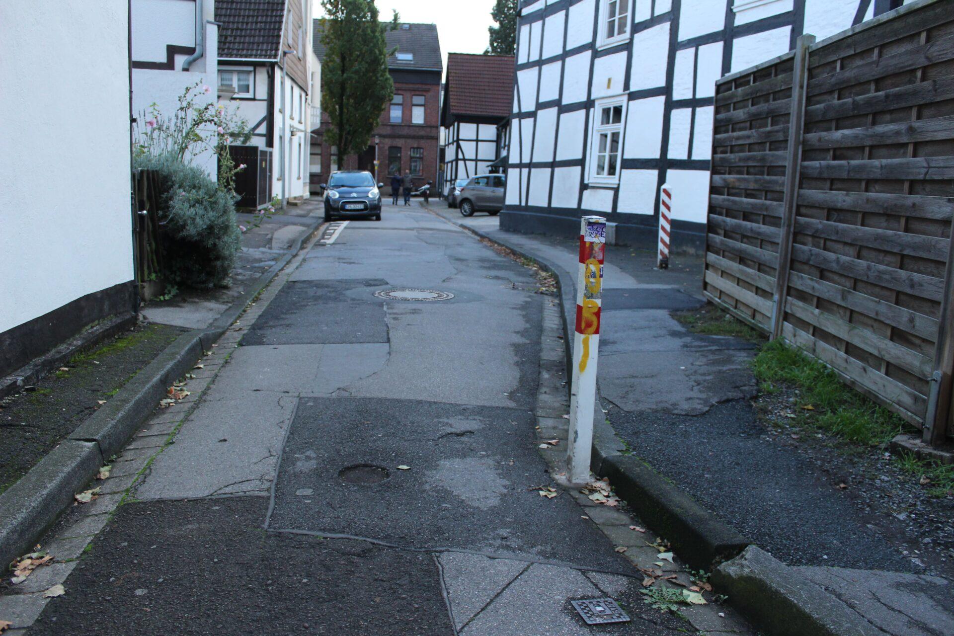 Fußgängergefährdung in der Nordstraße: Nachbarn wollen Raser fortan verbannen