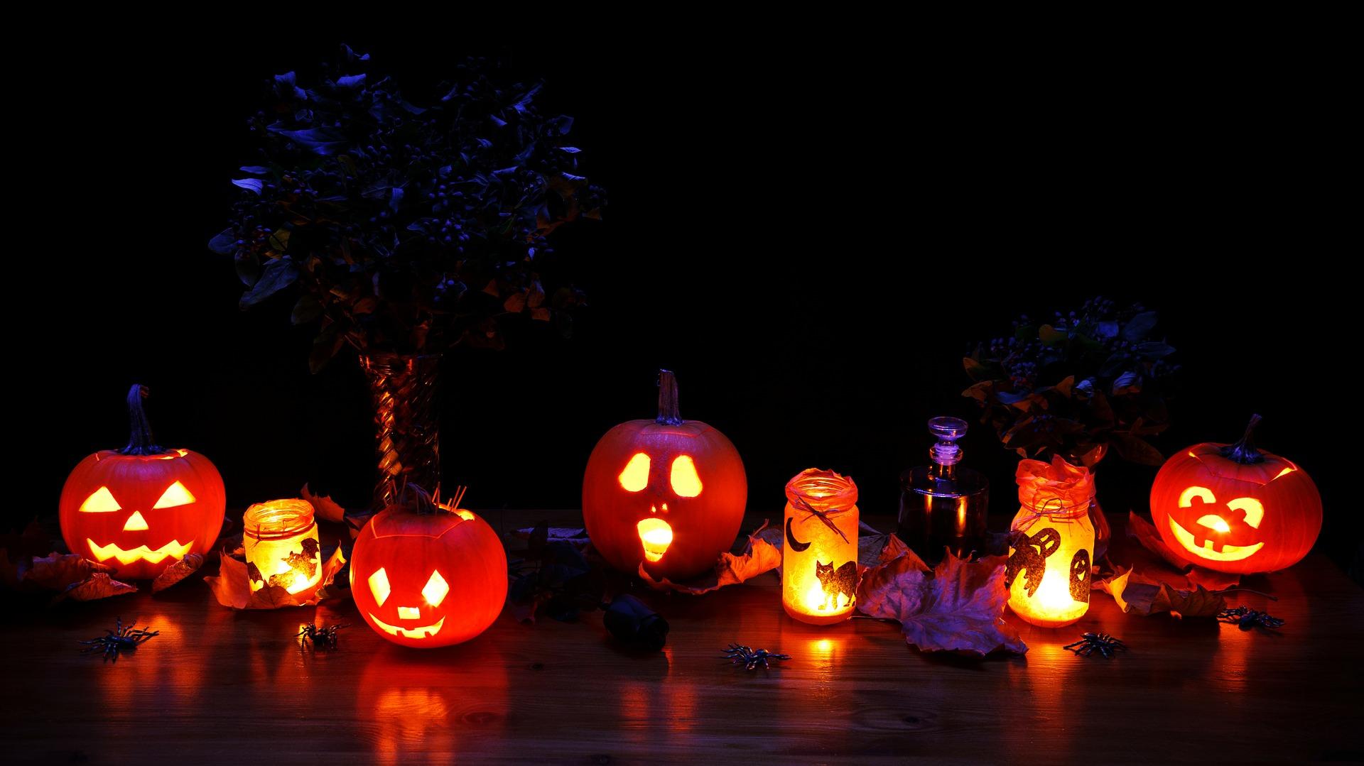 Halloween: Kleine Streiche enden schnell als Sachbeschädigung
