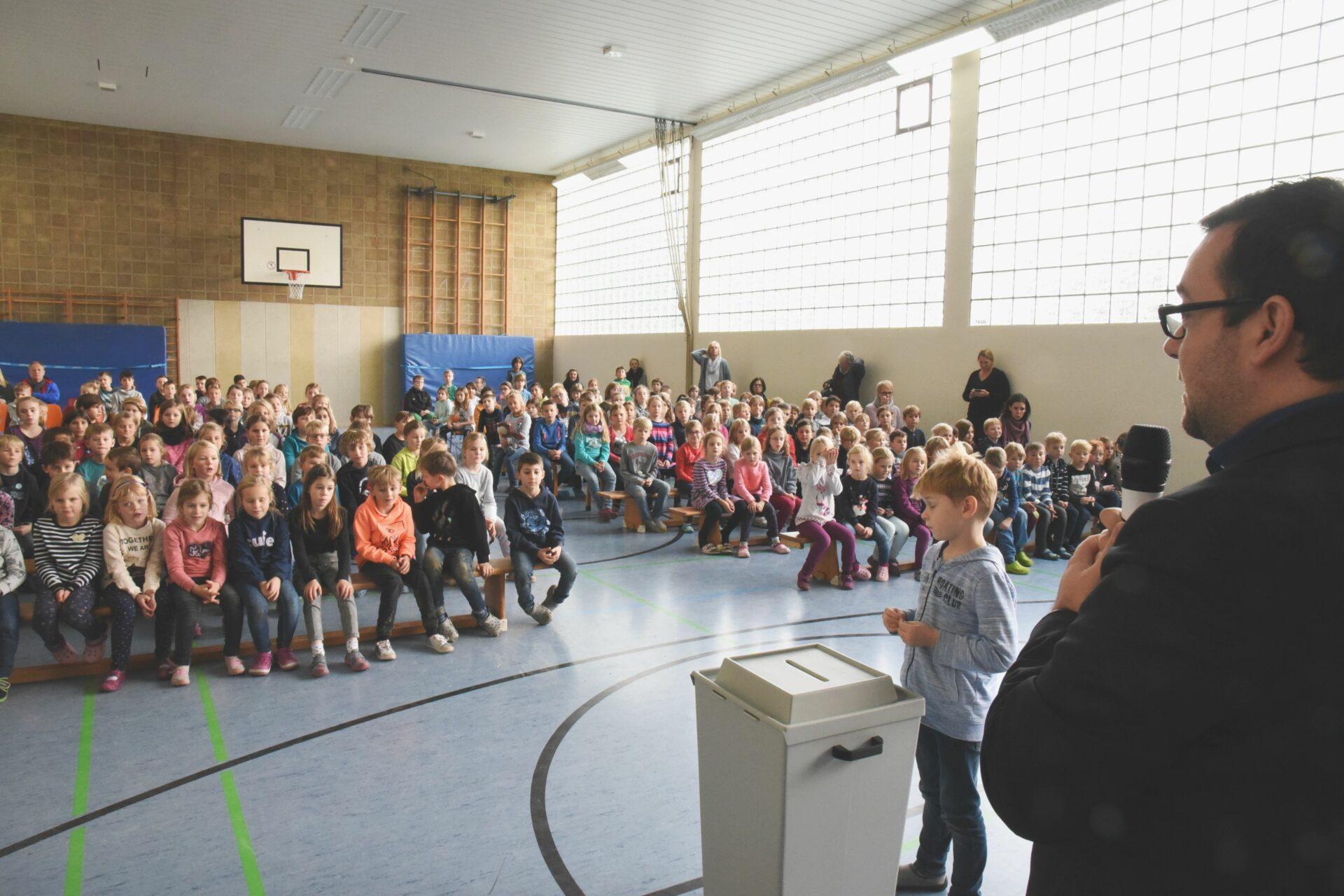 Schülerhaushalt Heideschule: Große Mehrheit für einen Schulgarten