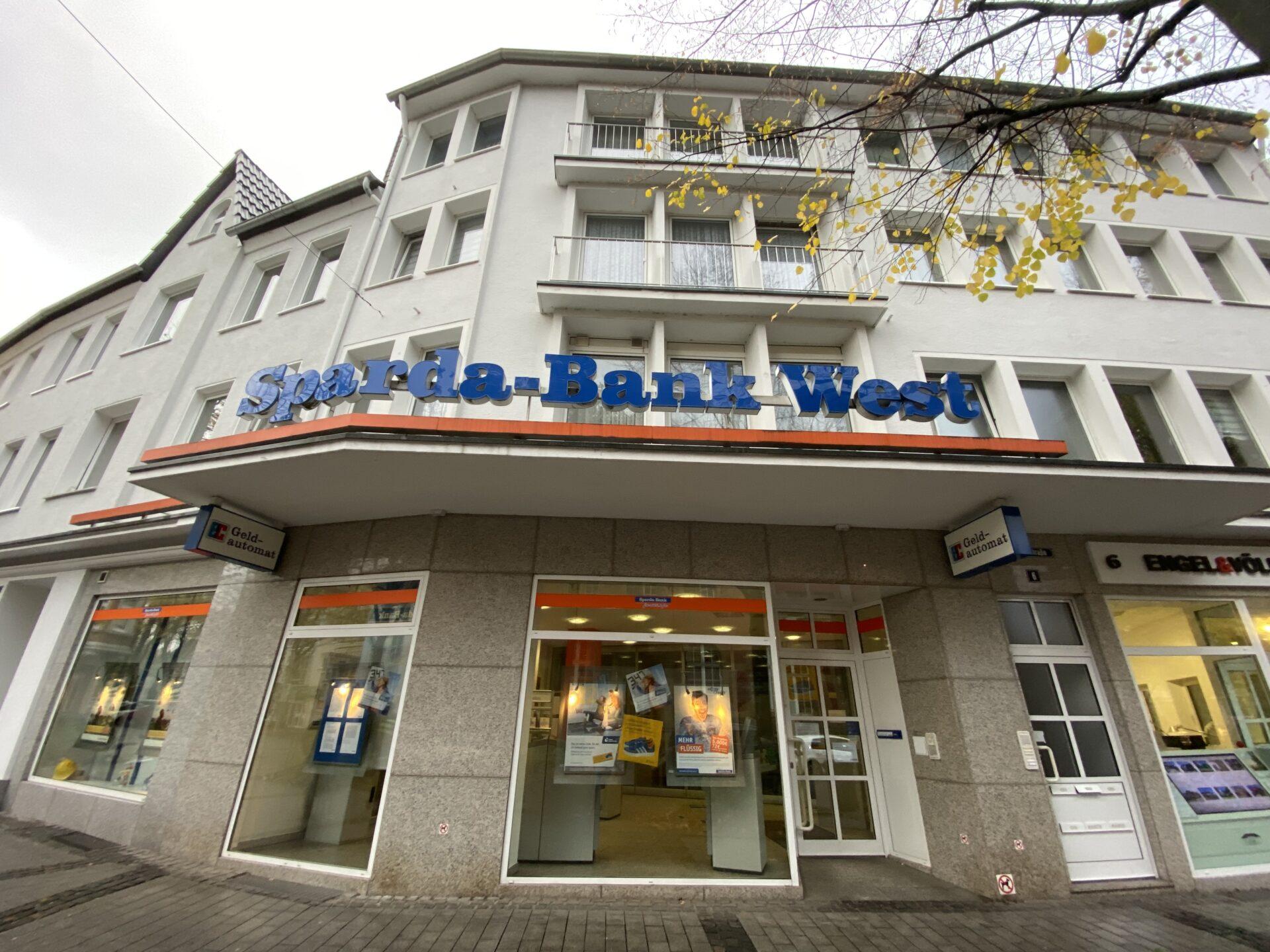 Filiale der Sparda-Bank West in Schwerte wieder geöffnet