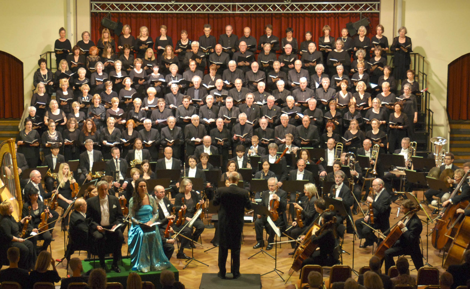"""Sinfonisches Chorkonzert: """"Die Schöpfung"""" in drei Teilen"""