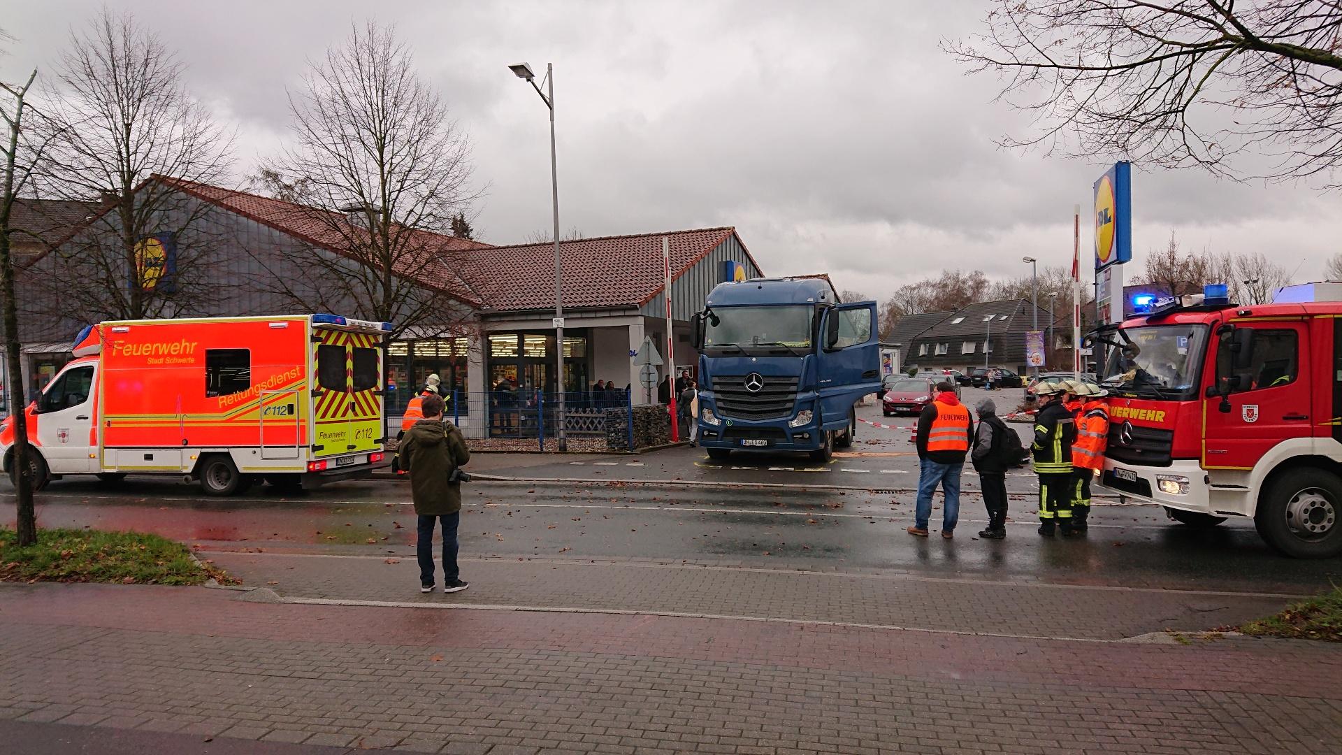 Unfall vor Lidl-Parkplatz in Schwerte: Staatsanwaltschaft ermittelt wegen fahrlässiger Tötung