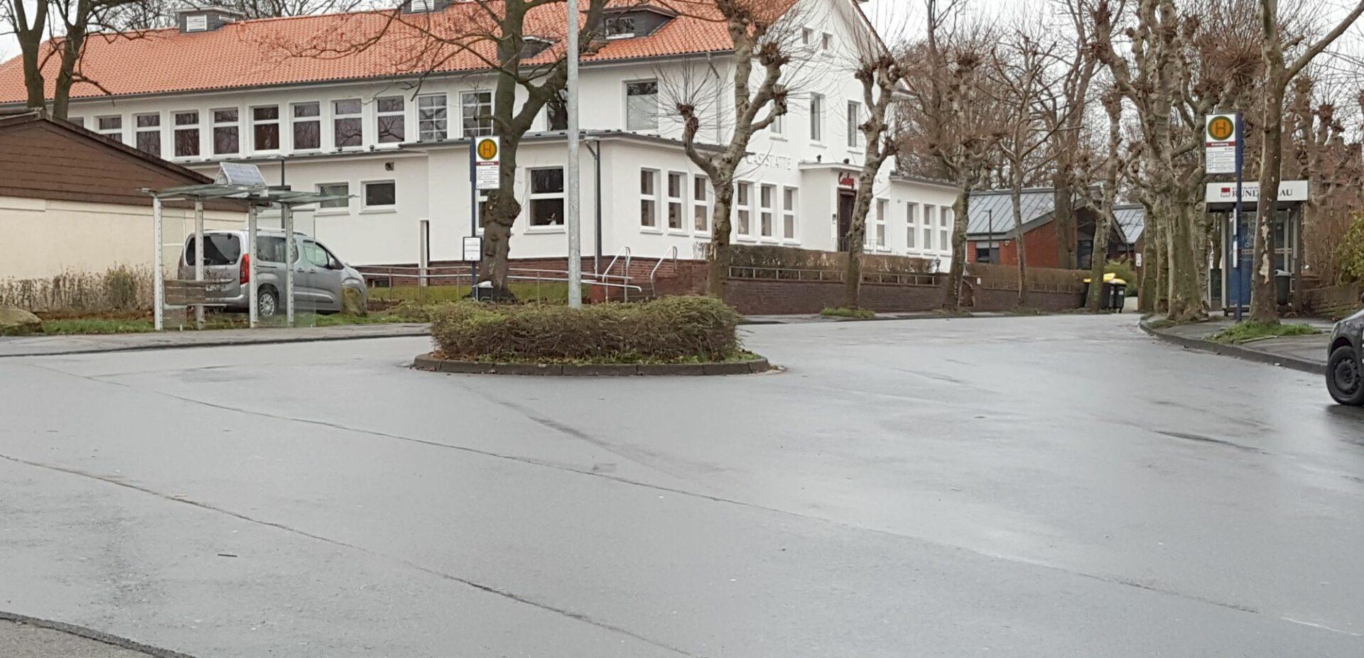 Barrierefreier Umbau der Haltestellen Kreinberg