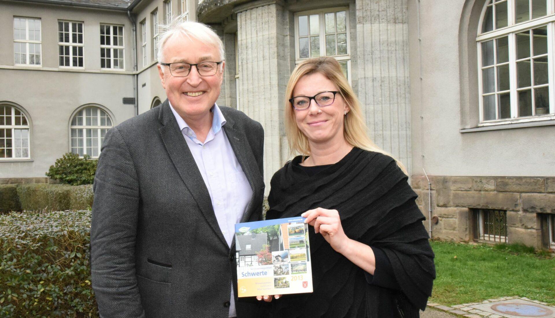 """""""Älter werden in Schwerte"""": Eine neue Broschüre als Orientierungshilfe"""