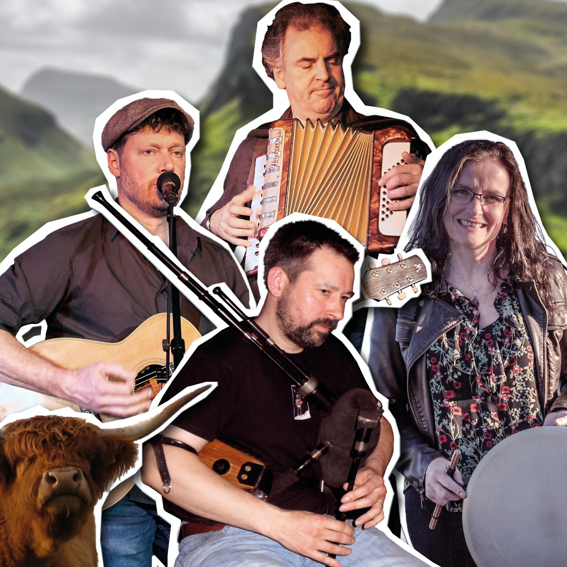 7. Keltischer Musikabend