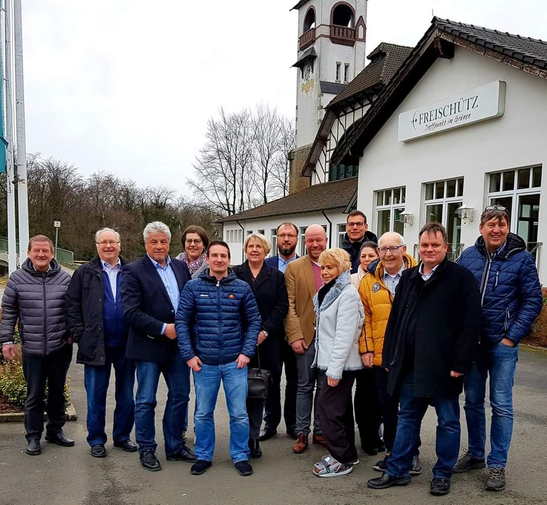 CDU besuchte Freischütz
