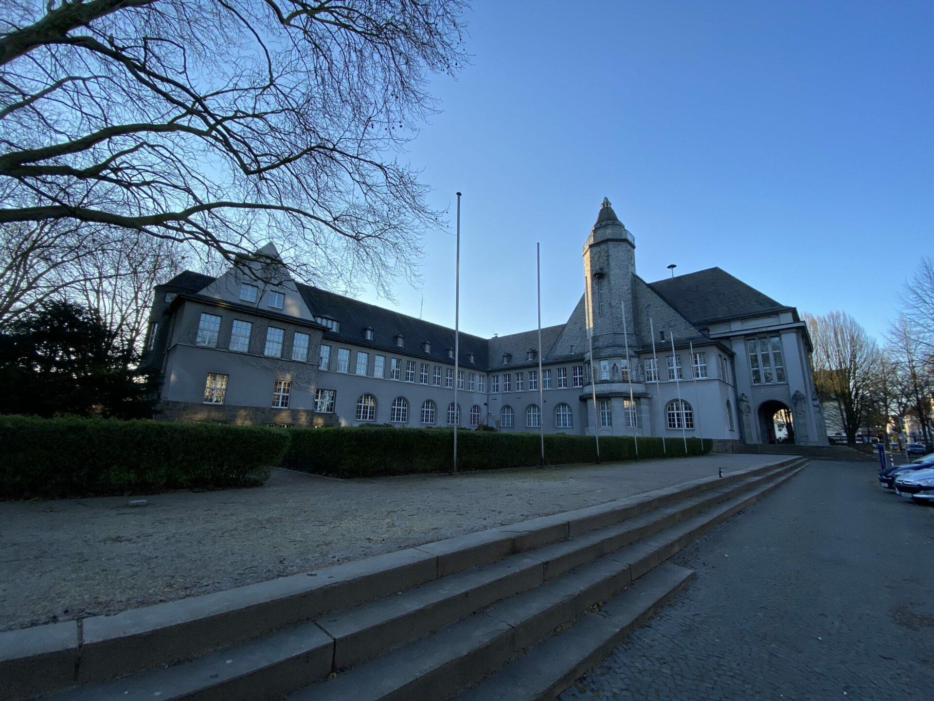 Rathaus: schrittweise Öffnung per Terminvergaben geplant