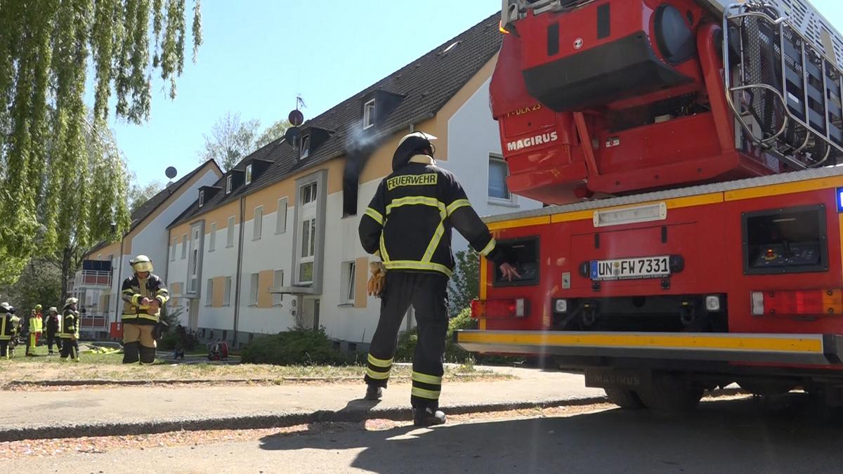 Wohnungsbrand mit tödlichem Ausgang: Kriminalpolizei hat die Ermittlungen aufgenommen