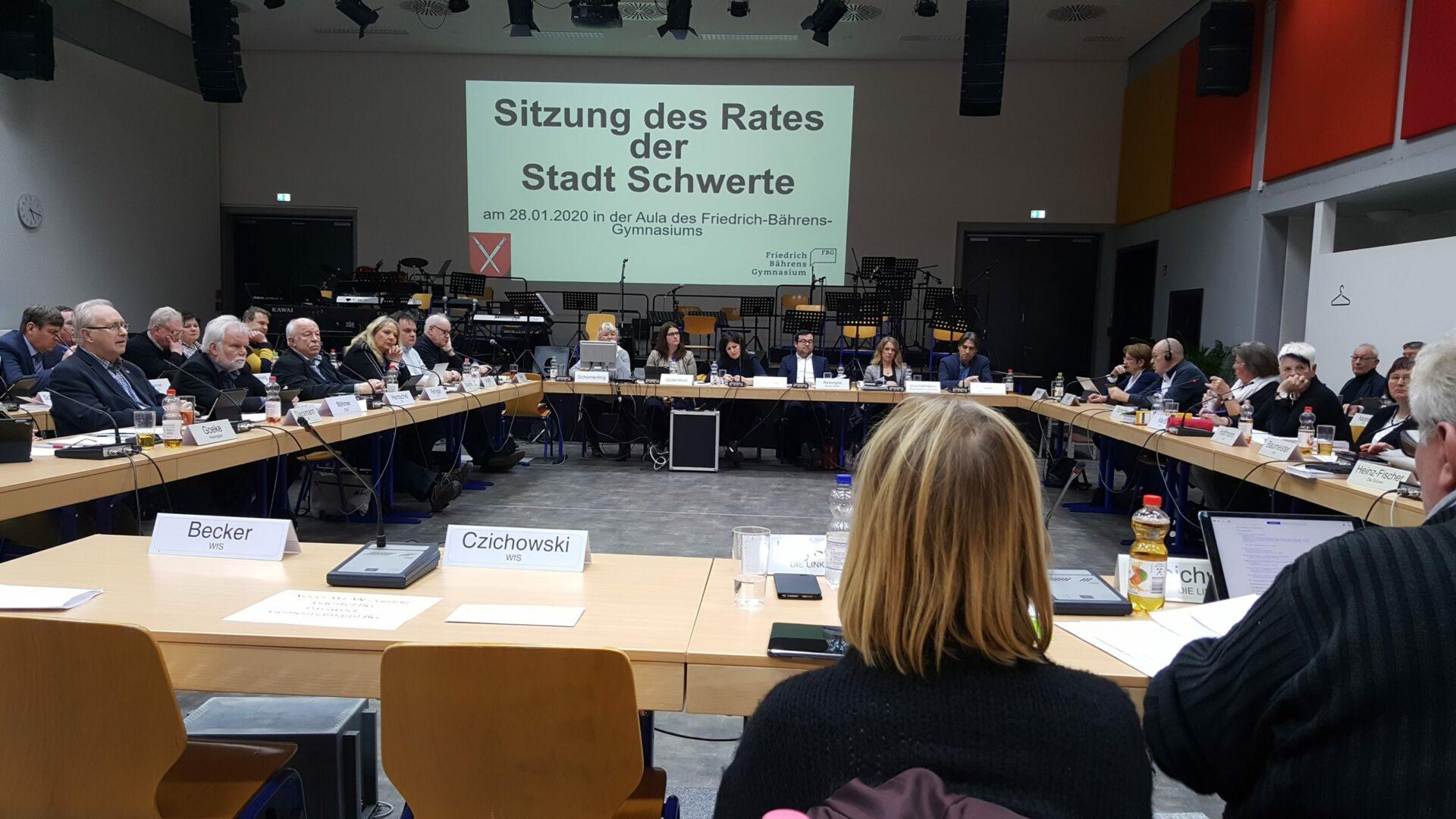 Sparkasse: SPD und Verwaltung wollten Sicherheit verweigern