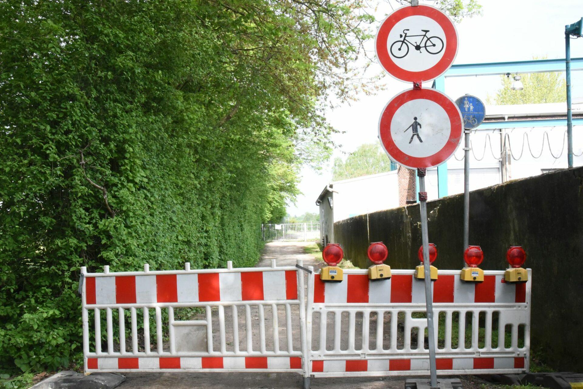 Verbesserungen für Radler*innen: Radweg Theile wird ausgebaut