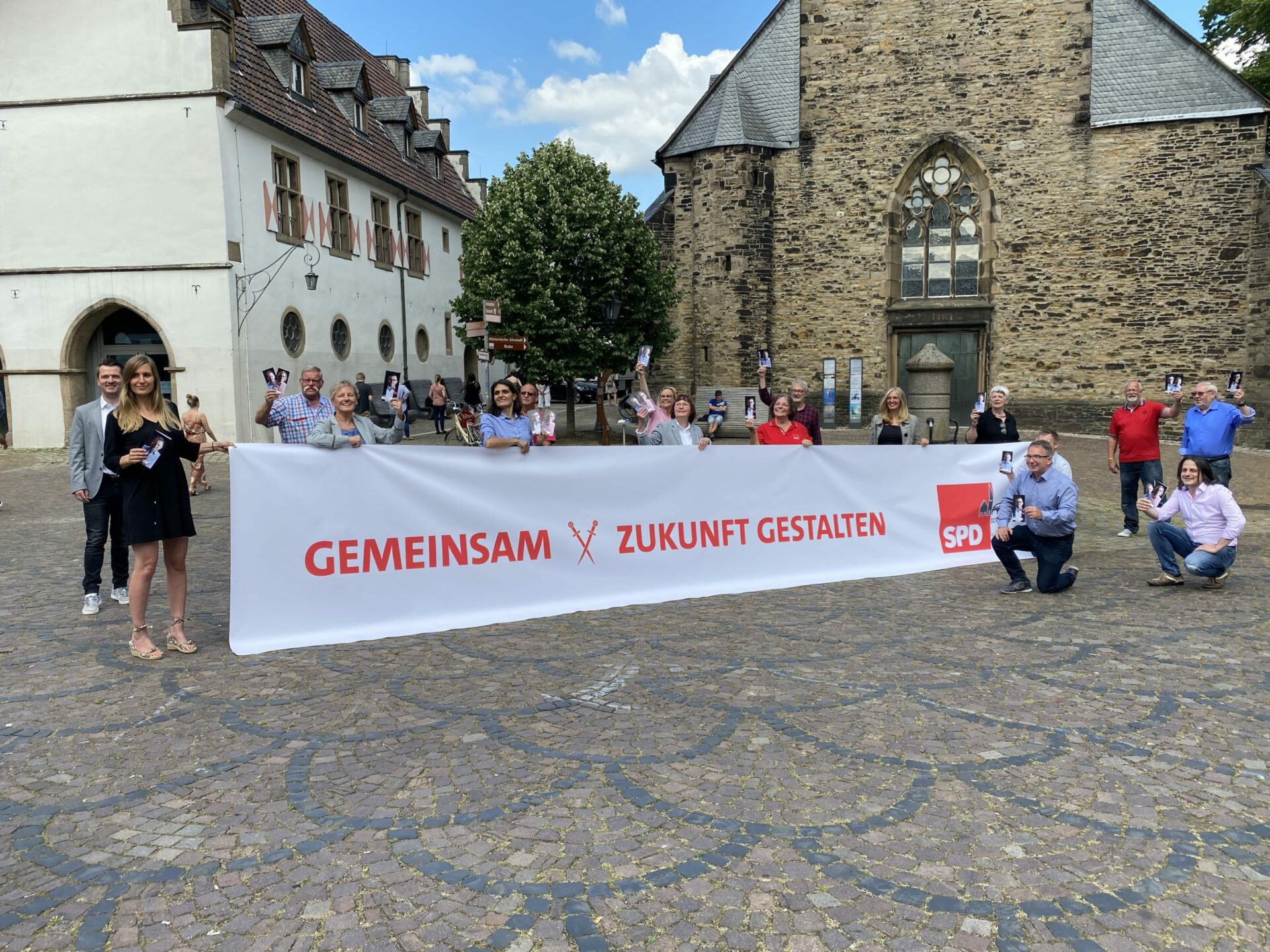 SPD Schwerte startet mit motivierten Kandidaten in den Wahlkampf
