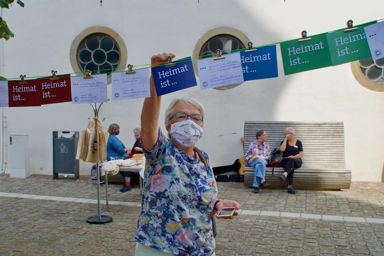 """""""Heimat ist… die positive Antwort auf Verfremdung und Zerstörung"""""""