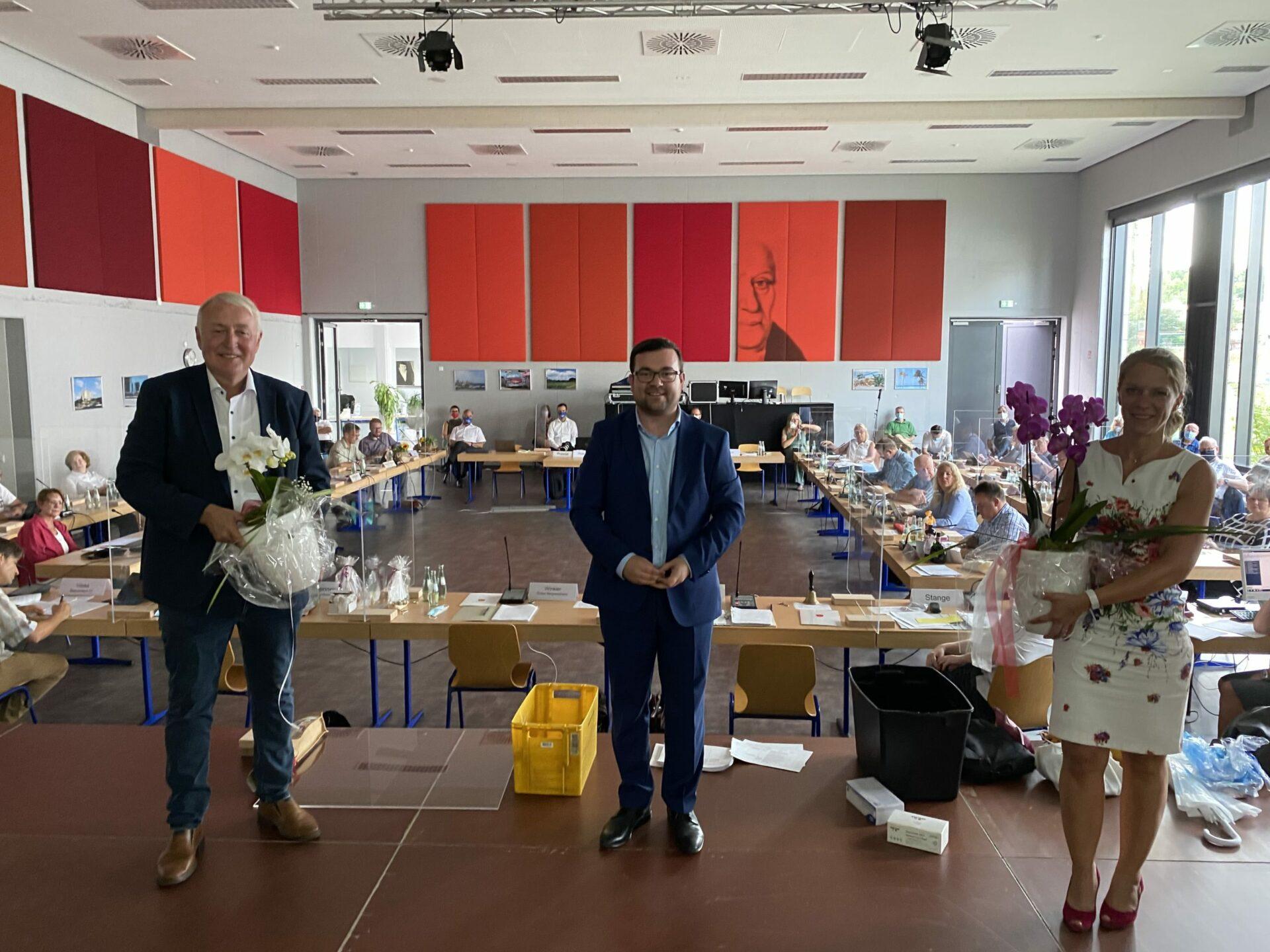 Hans-Georg Winkler geht nach 20 Jahren in Schwerte in den Ruhestand
