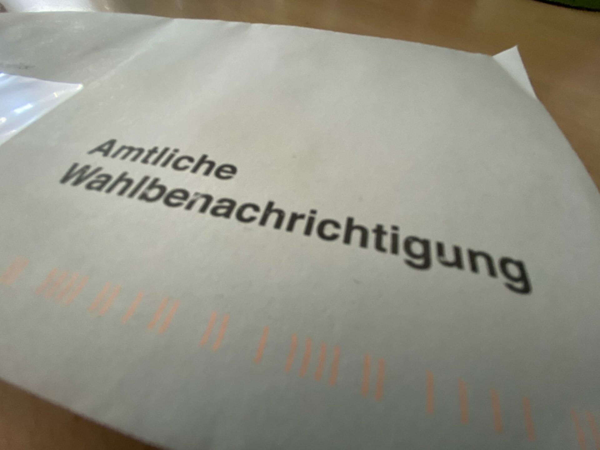 Zehn Bundestagskandidaten für Wahl zugelassen