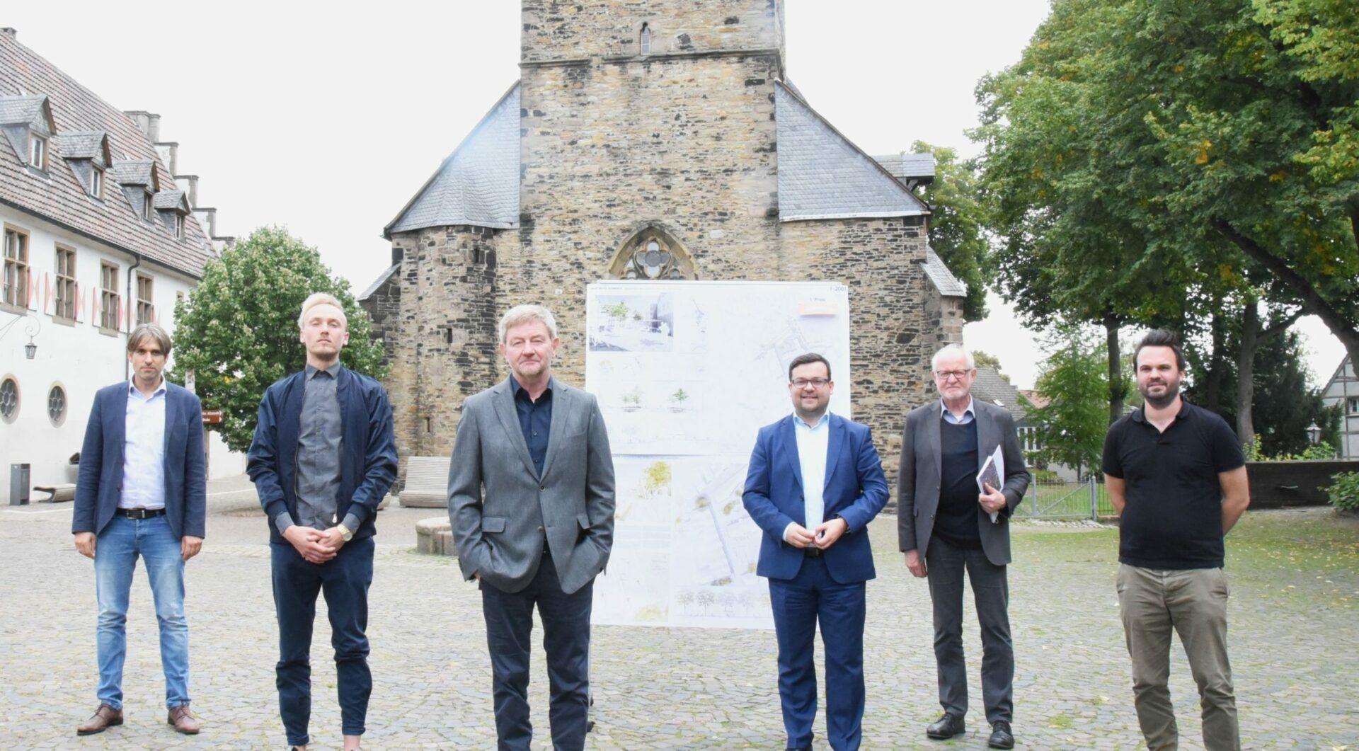 Markt soll Aufwertung erfahren: Pläne aus Kassel überzeugen die Jury