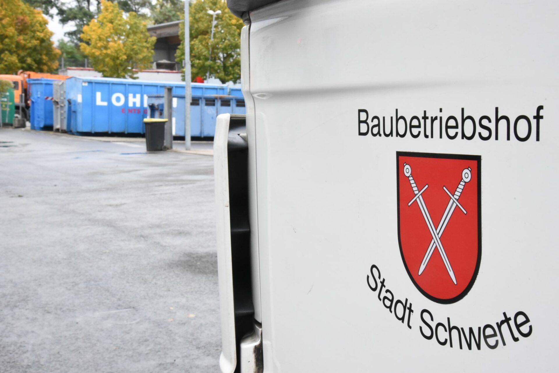 Streikaufruf: Wertstoffhof bleibt Donnerstag geschlossen